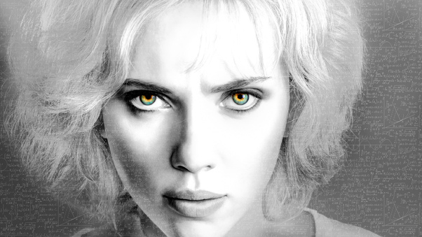 Scarlett Johansson In Lucy Movie 2