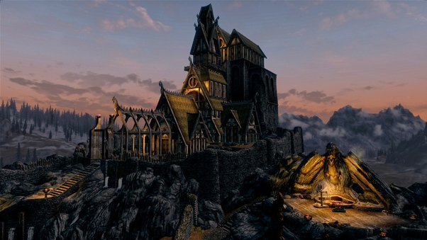 Skyrim Buildings