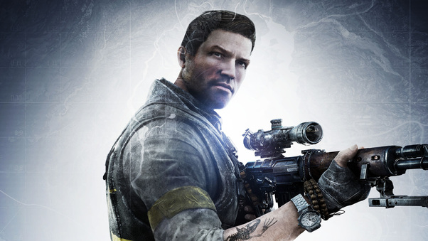 Sniper 3 Ghost Warrior 2016 Game