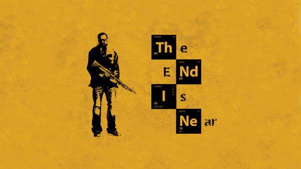 The End Is Near Breaking Bad