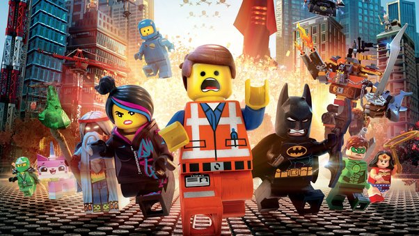 The Lego Movie HD