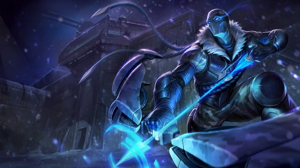 Varus League Of Legends