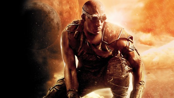 Vin Diesel Riddick Movie