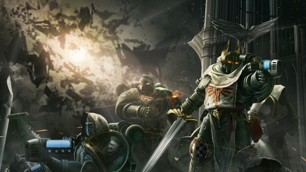 Warhammer 40K Artwork