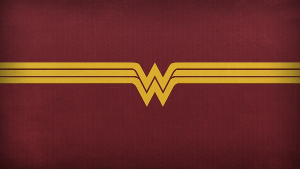 Wonder Woman Logo 2