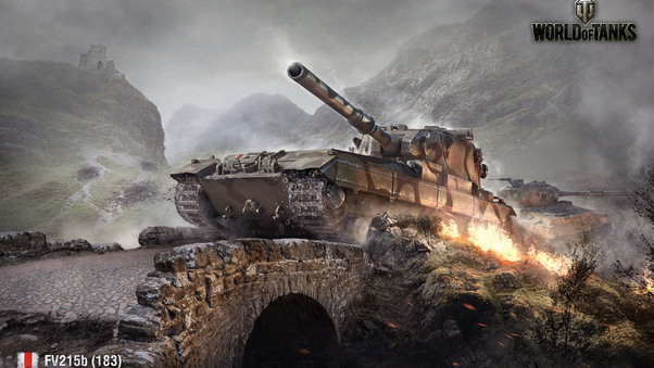 World Of Tanks Wide