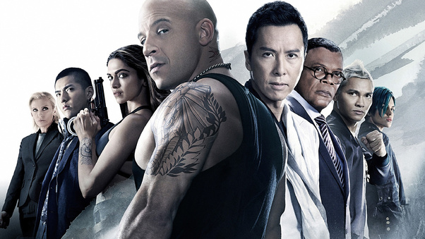 XXX Return of Xander Cage Movie