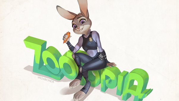 Zootopia Movie Art