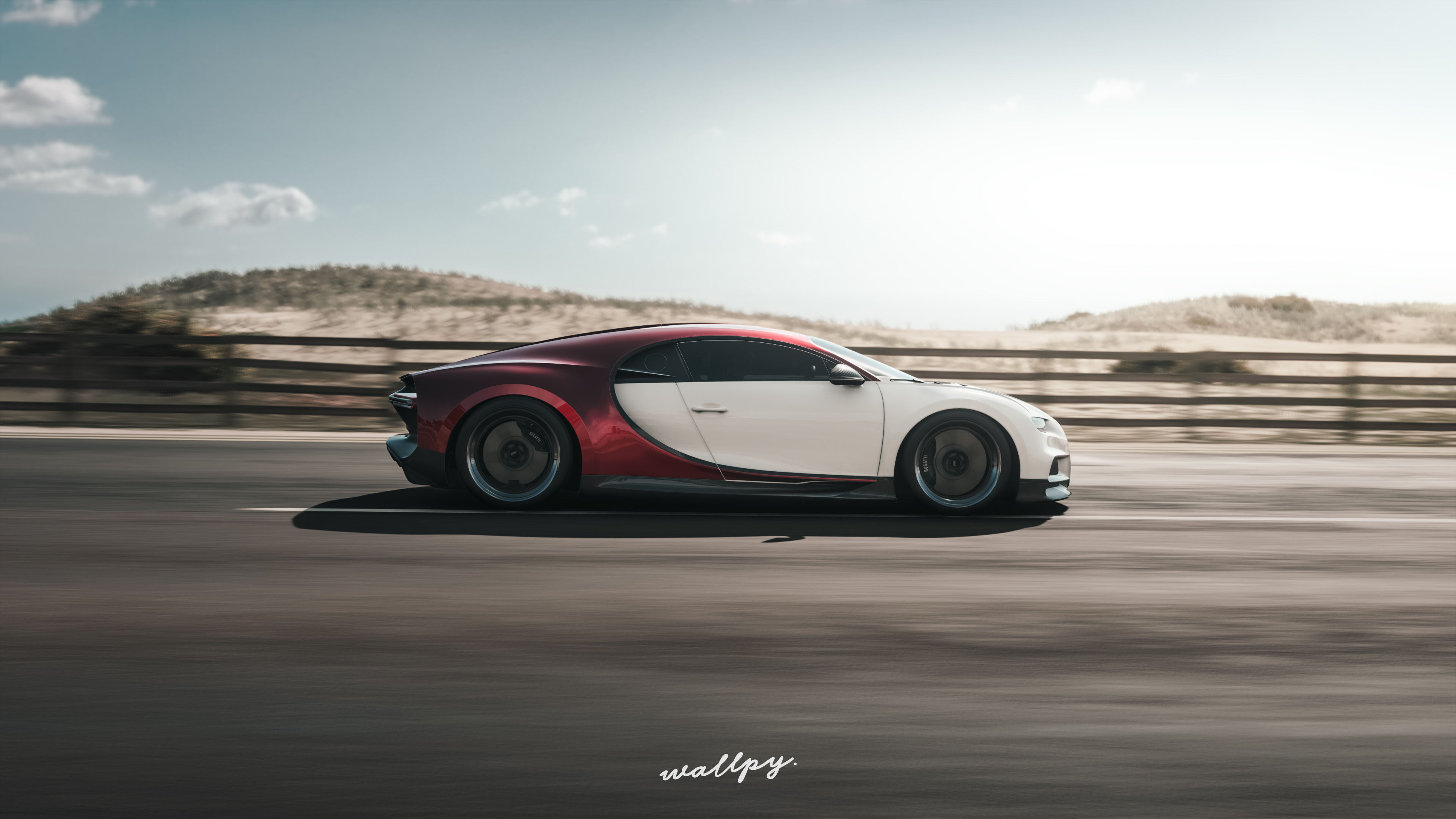 Bugatti Chiron Forza Horizon 4, HD Games, 4k Wallpapers
