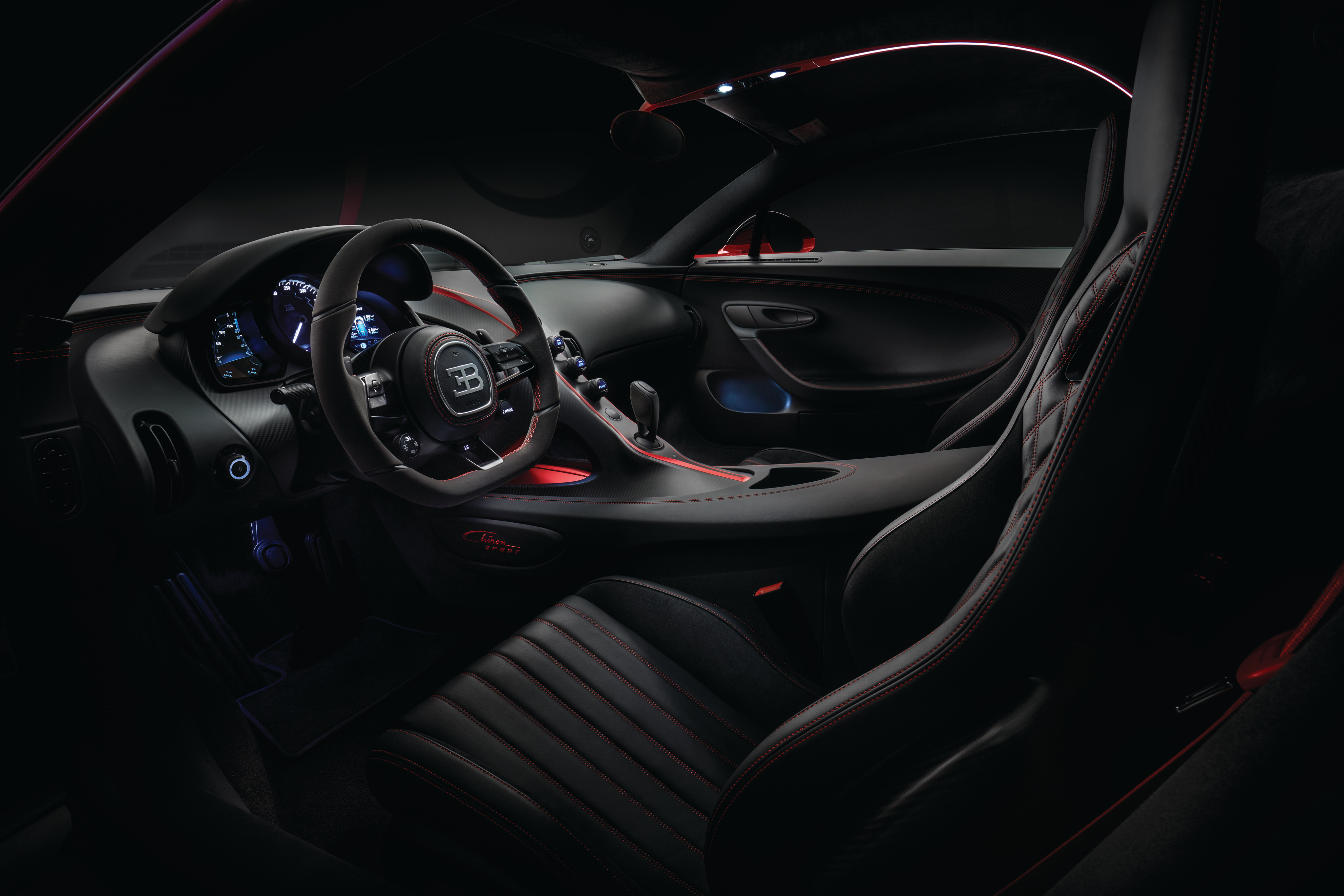Bugatti Chiron Interior 2018 4k Hd Cars 4k Wallpapers Images