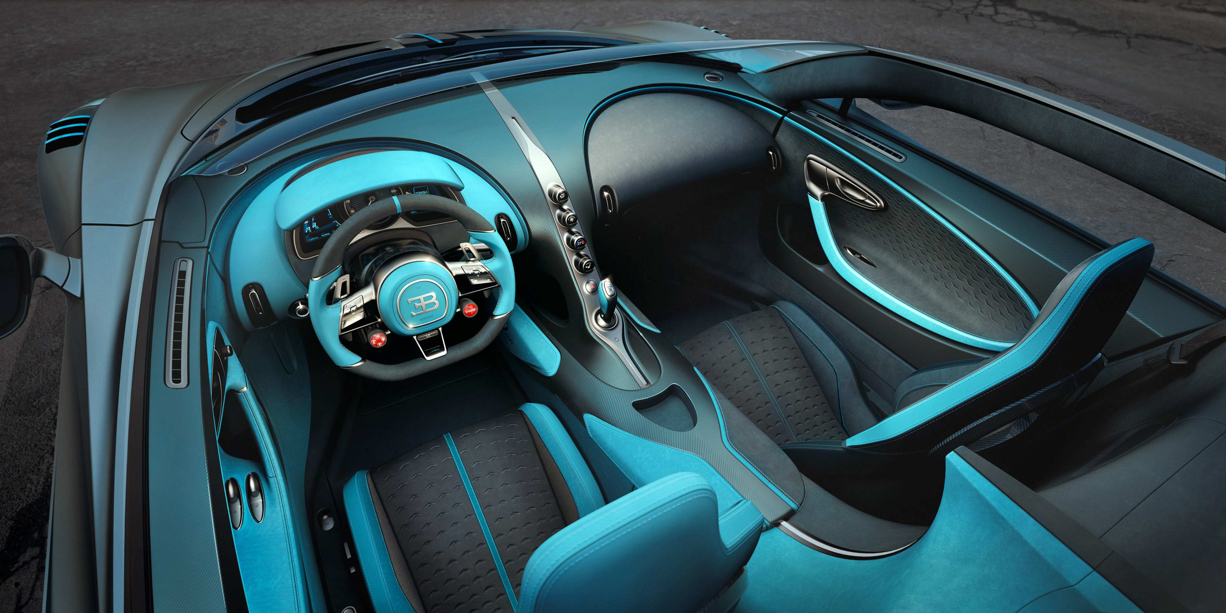 Bugatti Divo Interior 4k Hd Cars 4k Wallpapers Images