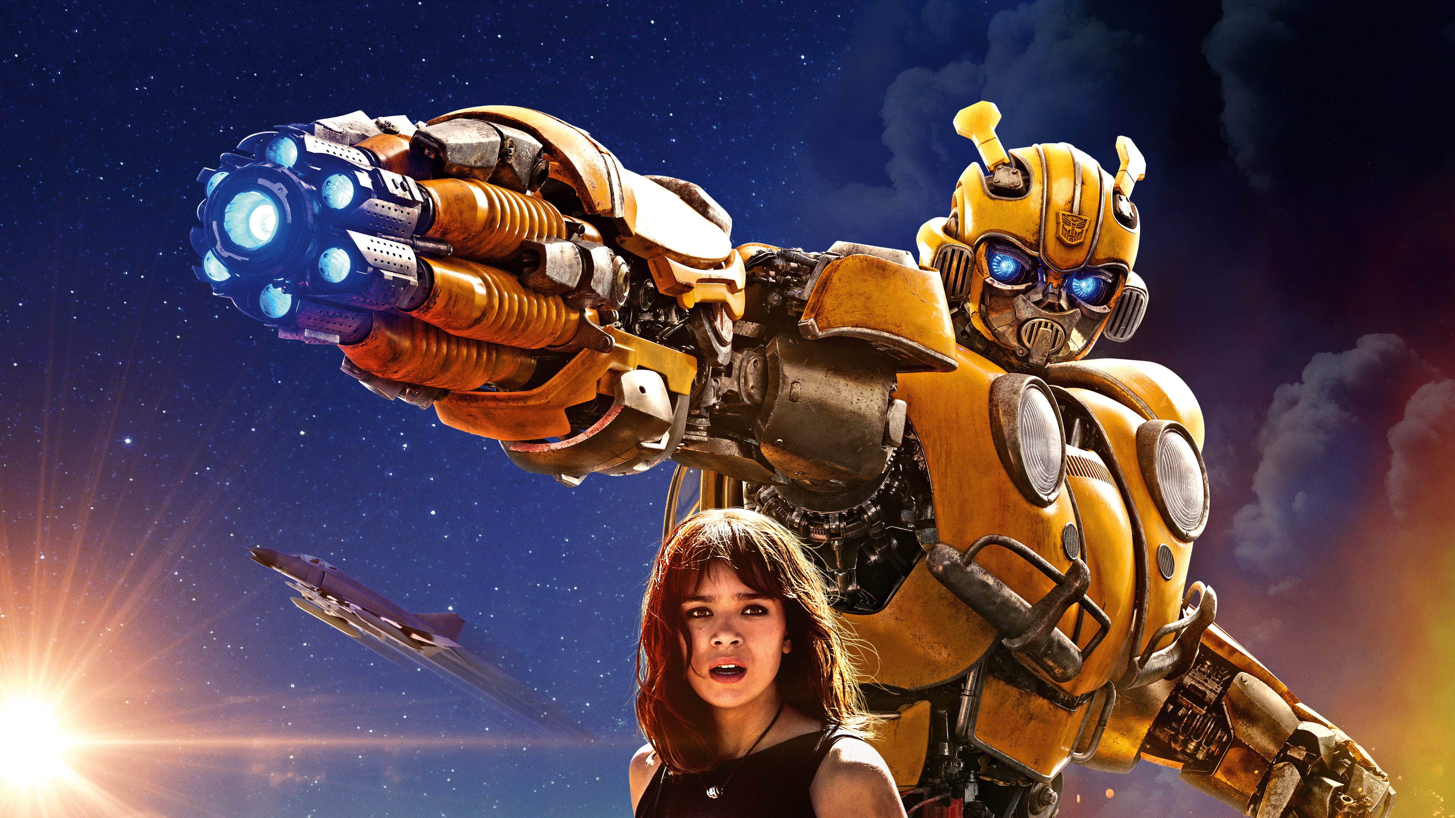 Bumblebee 5k, HD Movies, 4k Wallpapers, Images ...