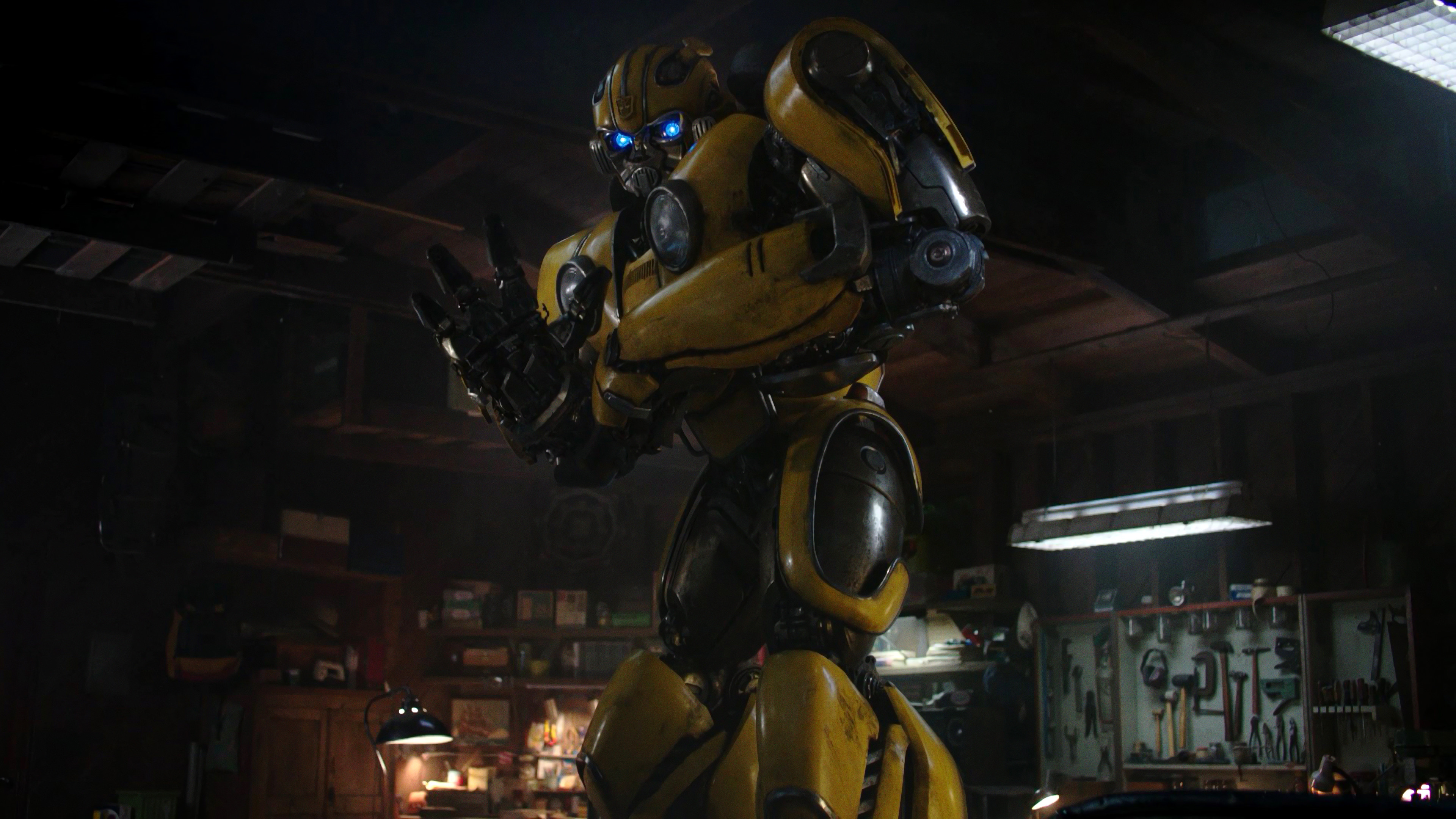 Bumblebee Movie 4k 2018 Hd Movies 4k Wallpapers Images