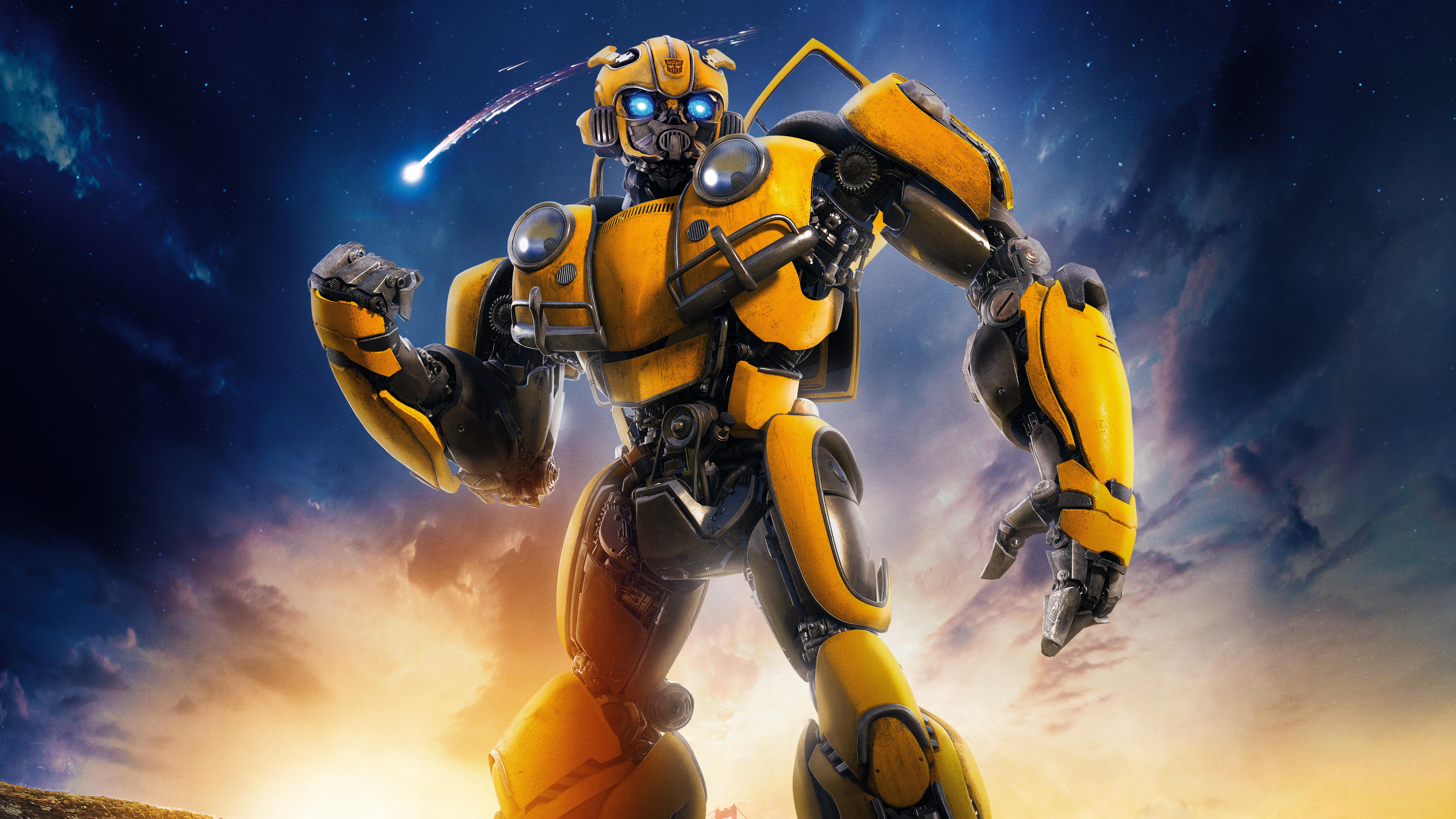 1366x768 Bumblebee Movie 8k 2018 1366x768 Resolution HD 4k ...