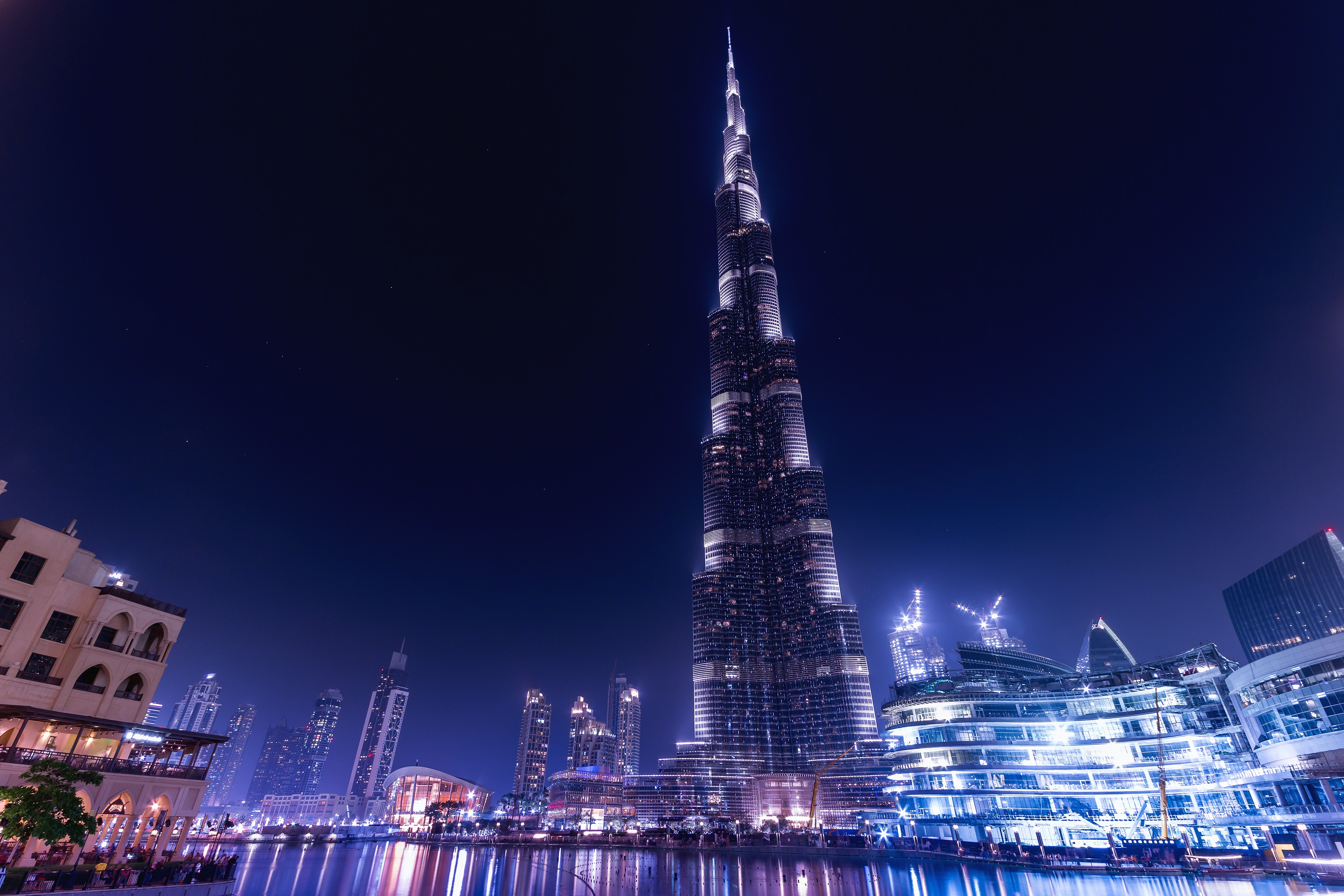 1920x1080 burj khalifa dubai night laptop full hd 1080p hd 4k