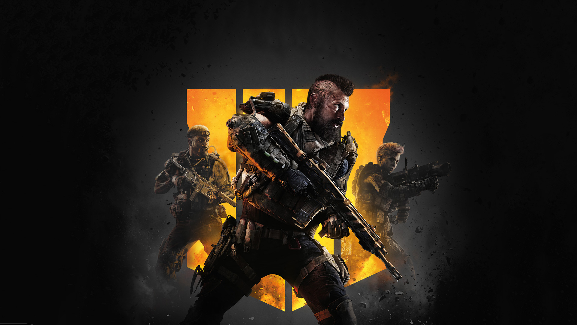 Call Of Duty Black Ops 4 2018 Hd Games 4k Wallpapers Images