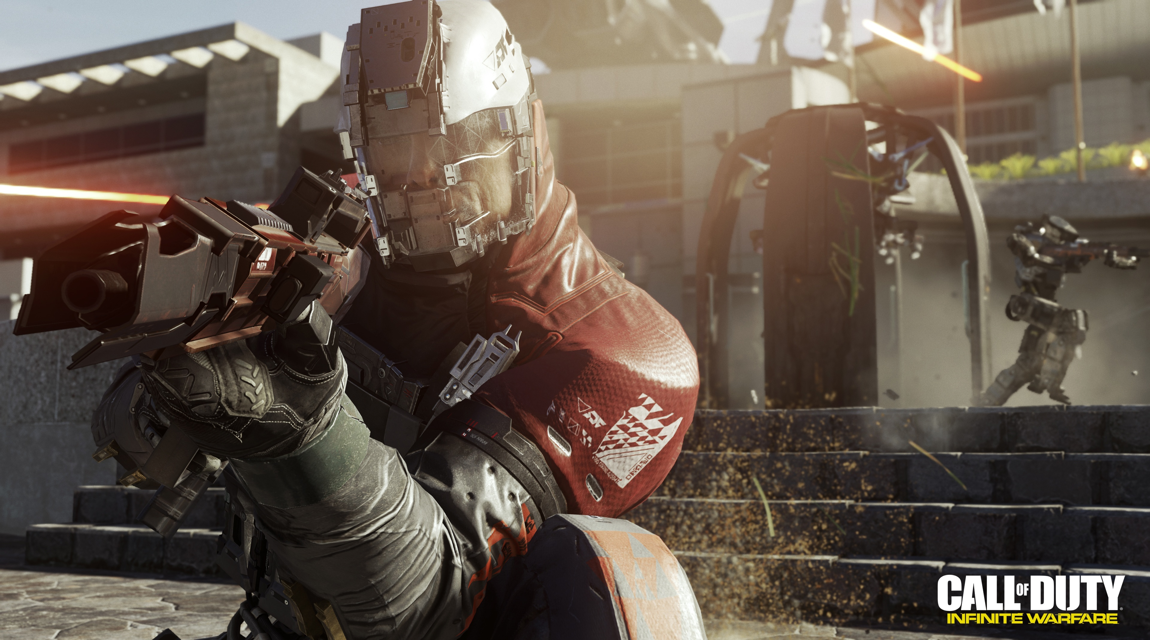 Cod Infinite Warfare Wallpaper: Call Of Duty Infinite Warfare, HD Games, 4k Wallpapers
