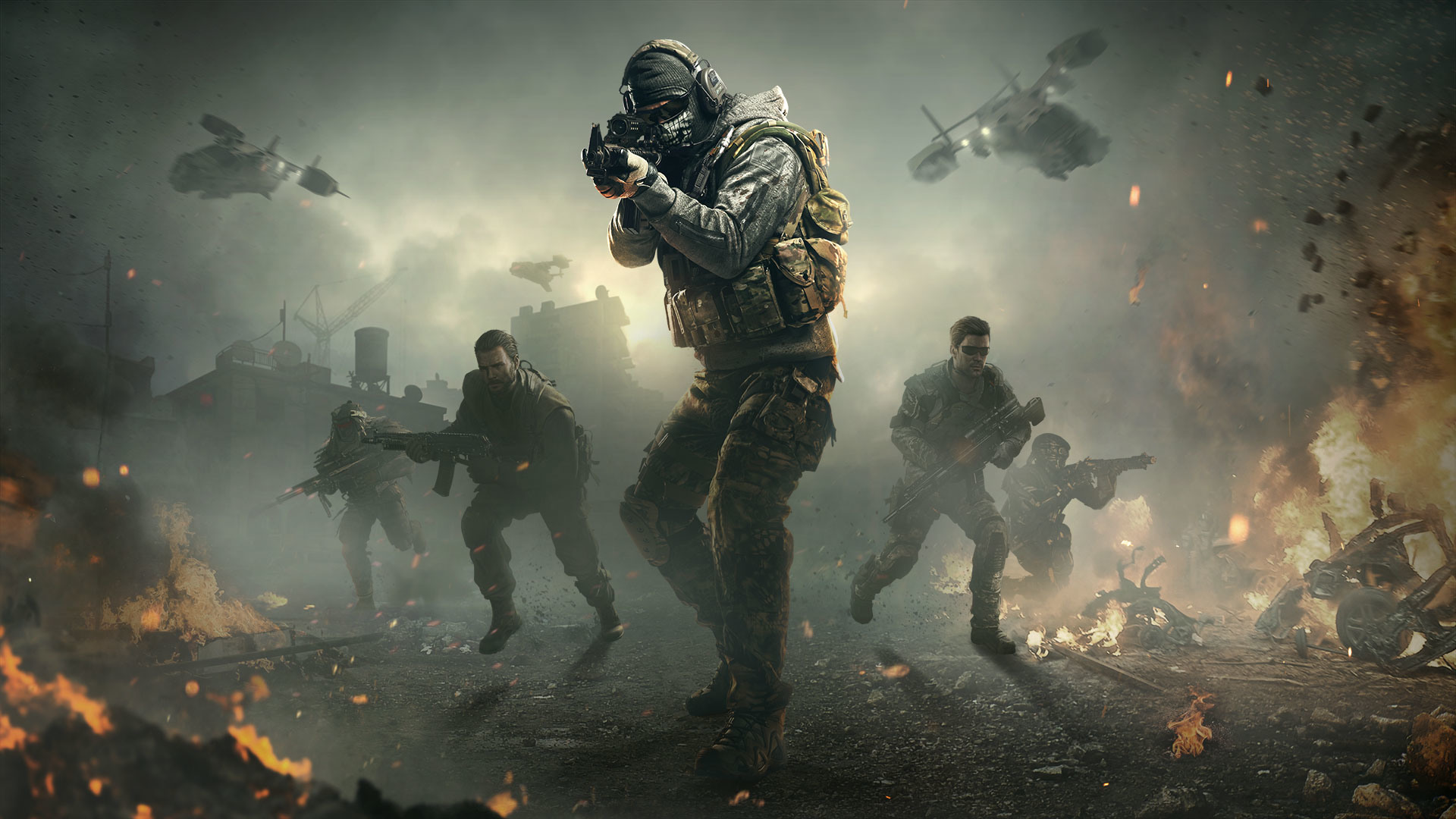 Call Of Duty Mobile 2019, HD Games, 4k Wallpapers, Images ...