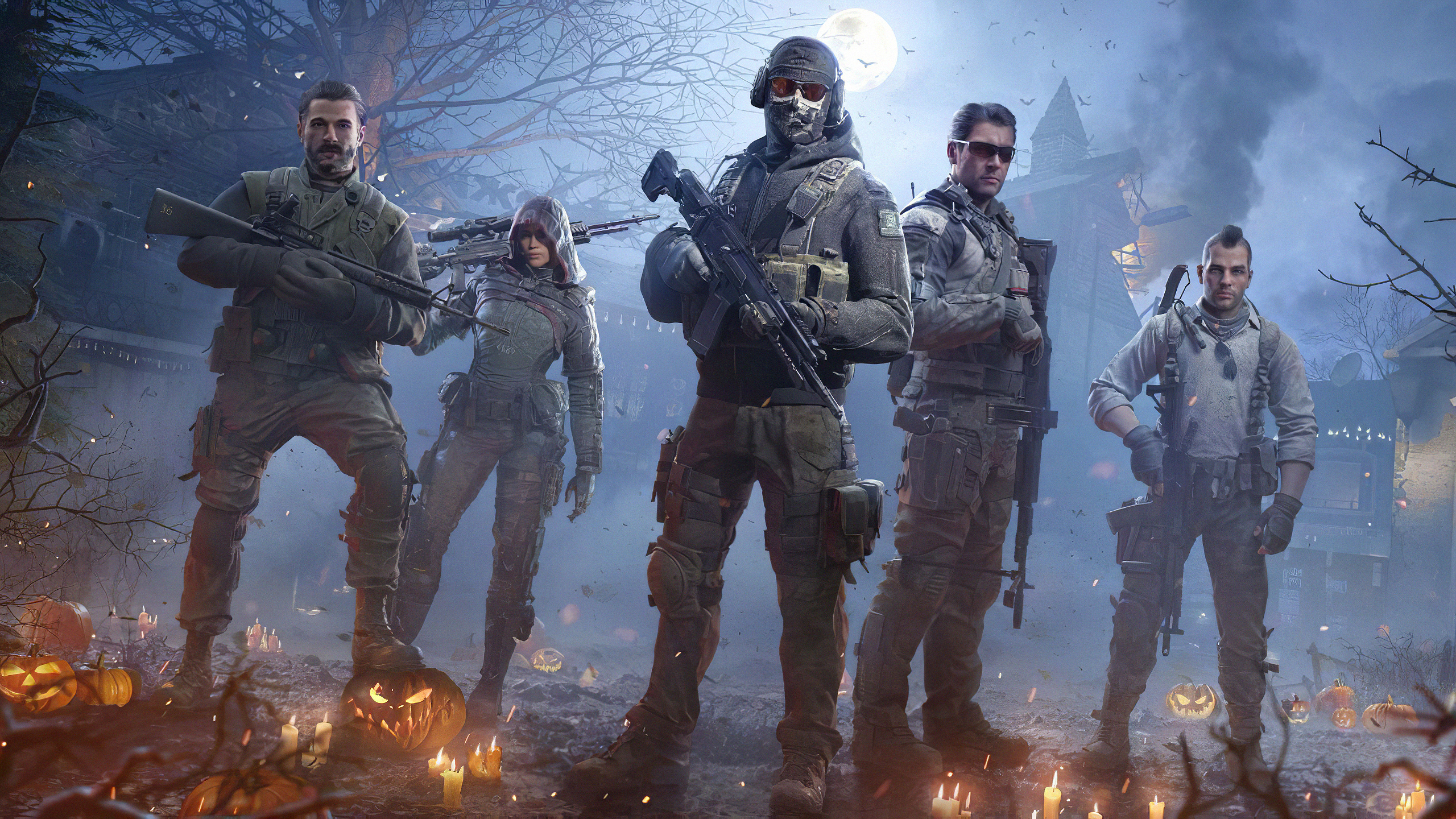 Call Of Duty Mobile 2019 Game, HD Games, 4k Wallpapers ...
