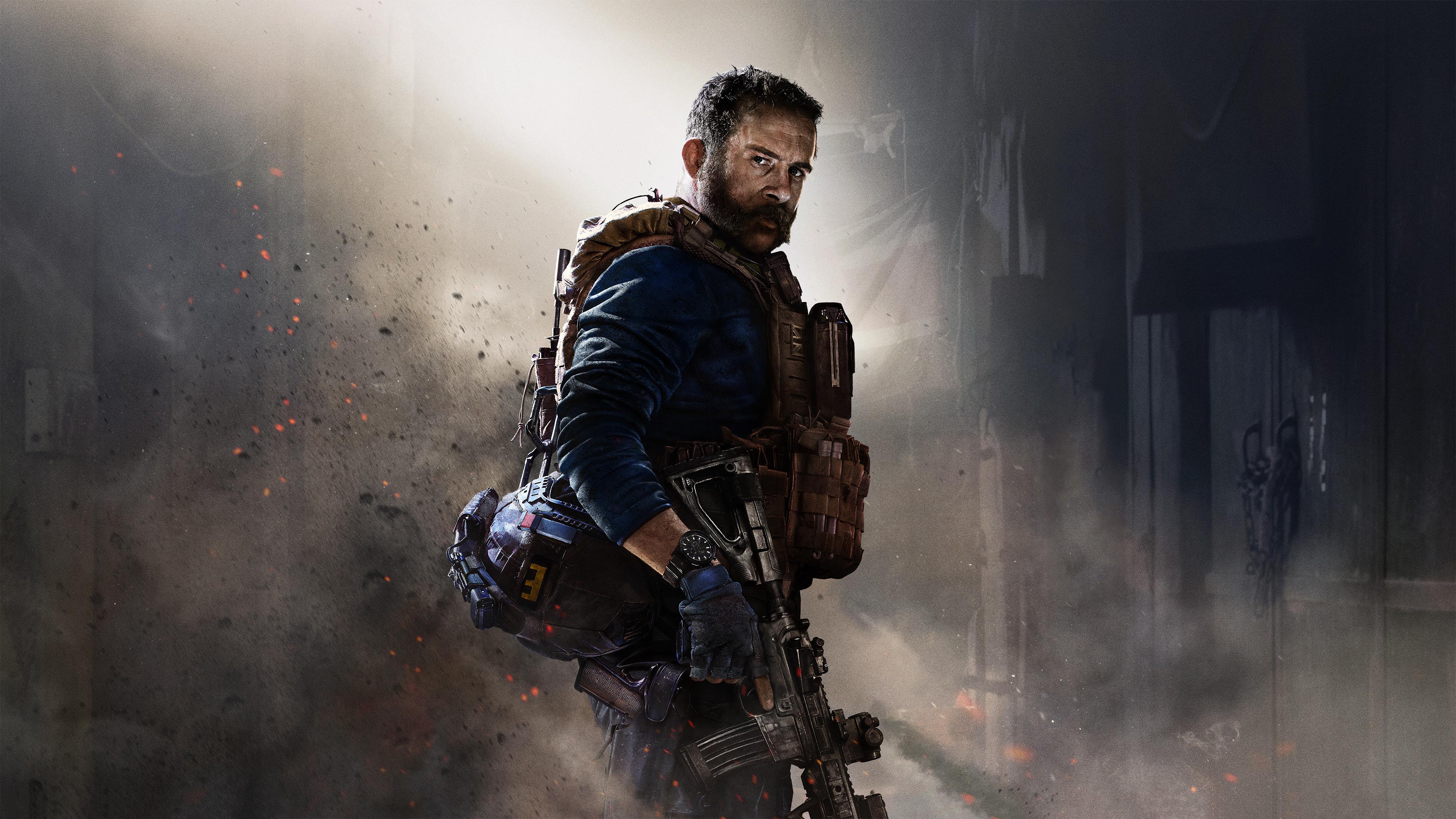Call Of Duty Modern Warfare 2019 4k Hd Games 4k Wallpapers