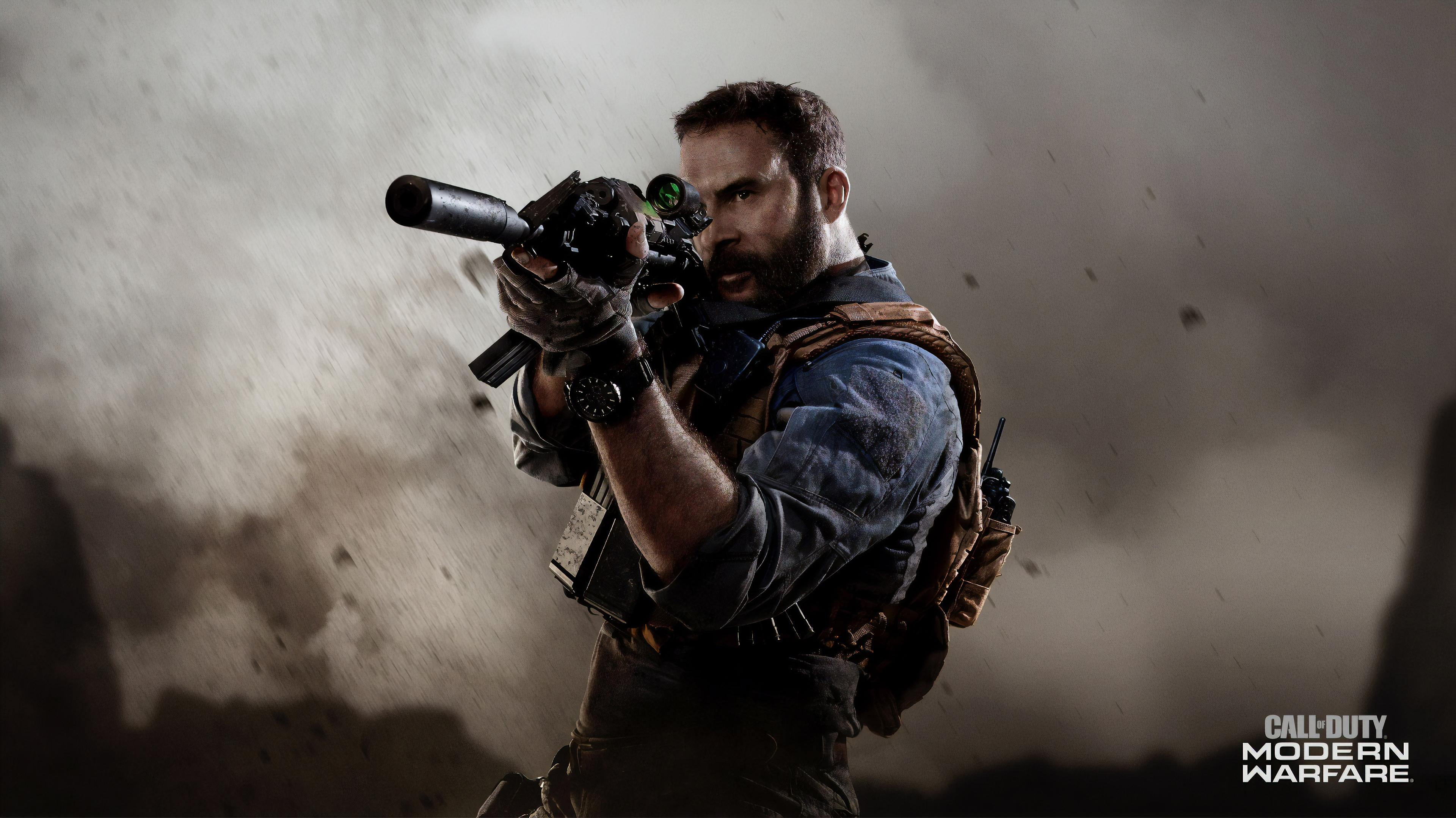 Call Of Duty Modern Warfare 4k, HD Games, 4k Wallpapers ...