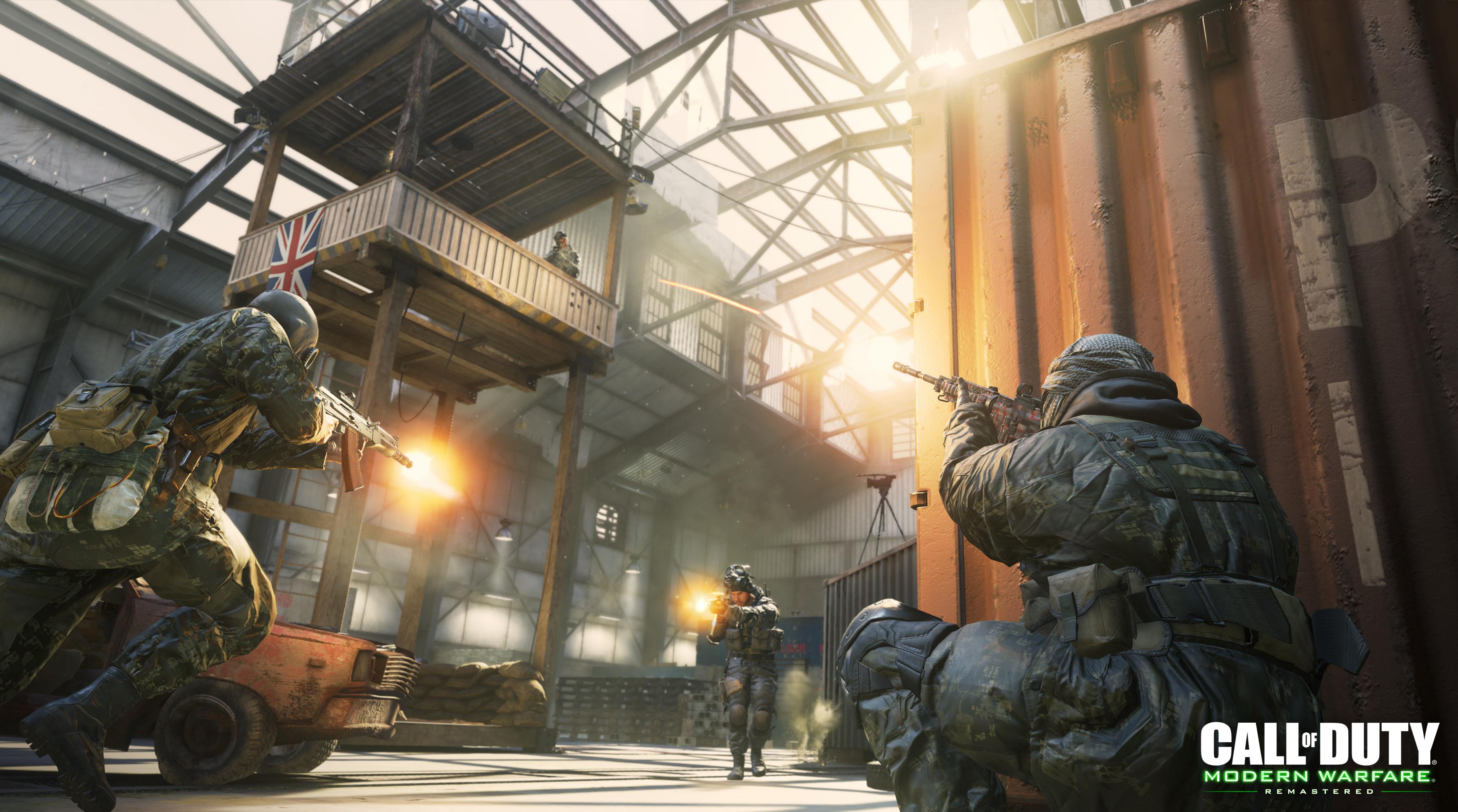 1280x1024 Call Of Duty Modern Warfare Remastered 2017