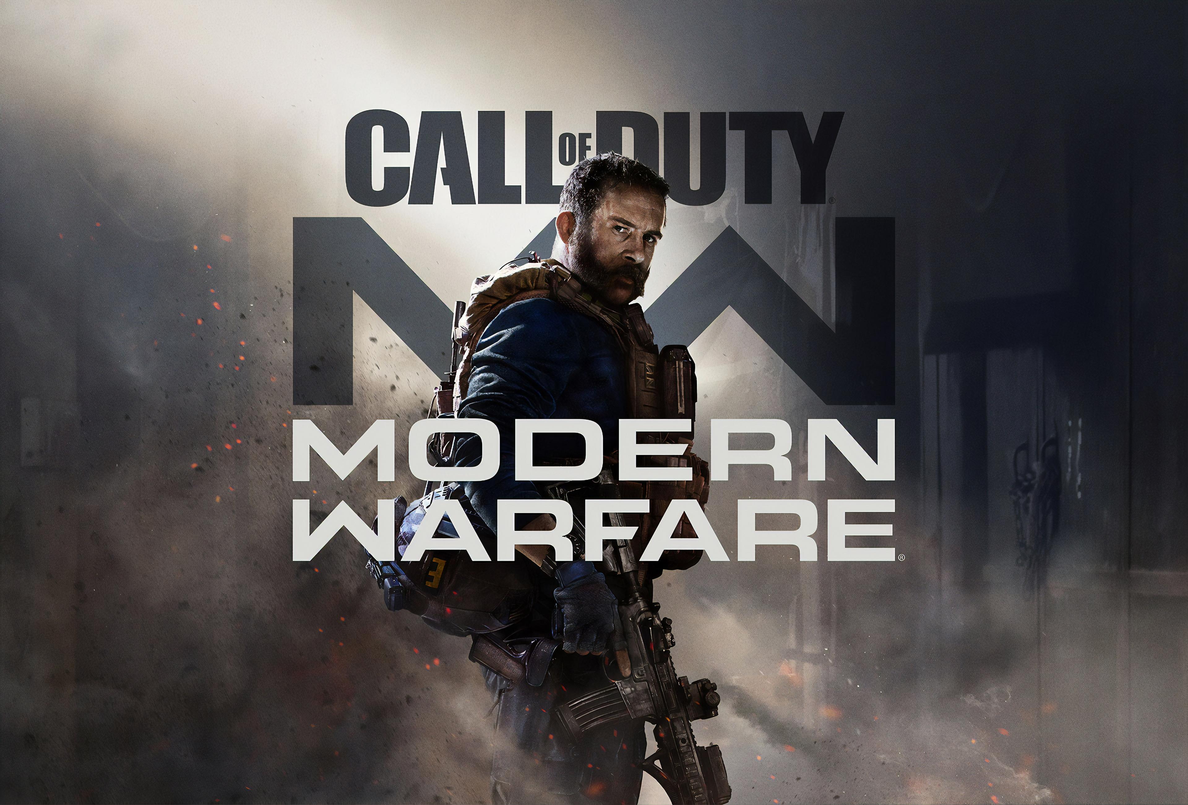 Call Of Duty Modern Warfare Remastered 2019 4k Hd Games 4k