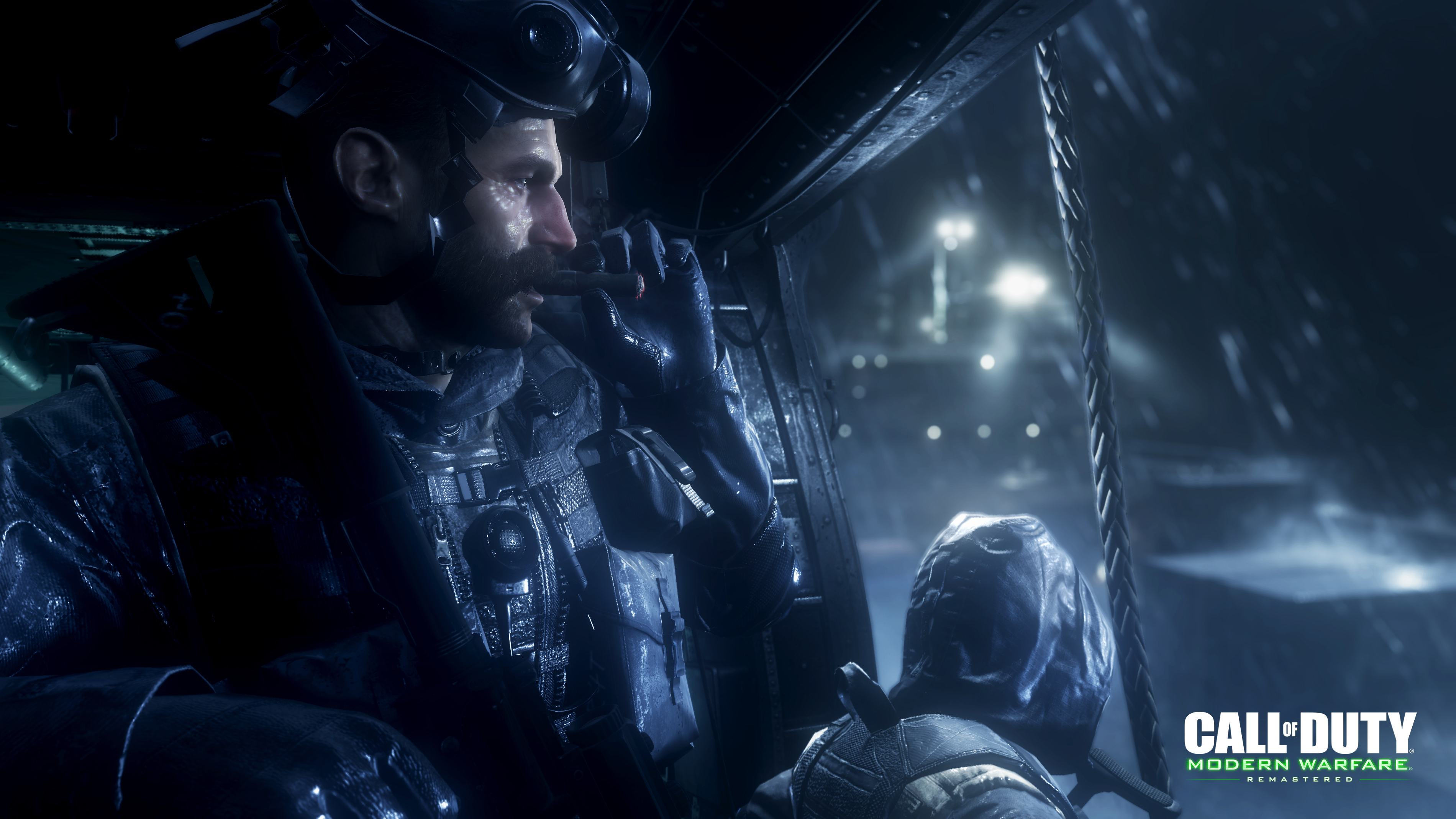 1280x1024 Call Of Duty Modern Warfare Remastered 4k 1280x1024