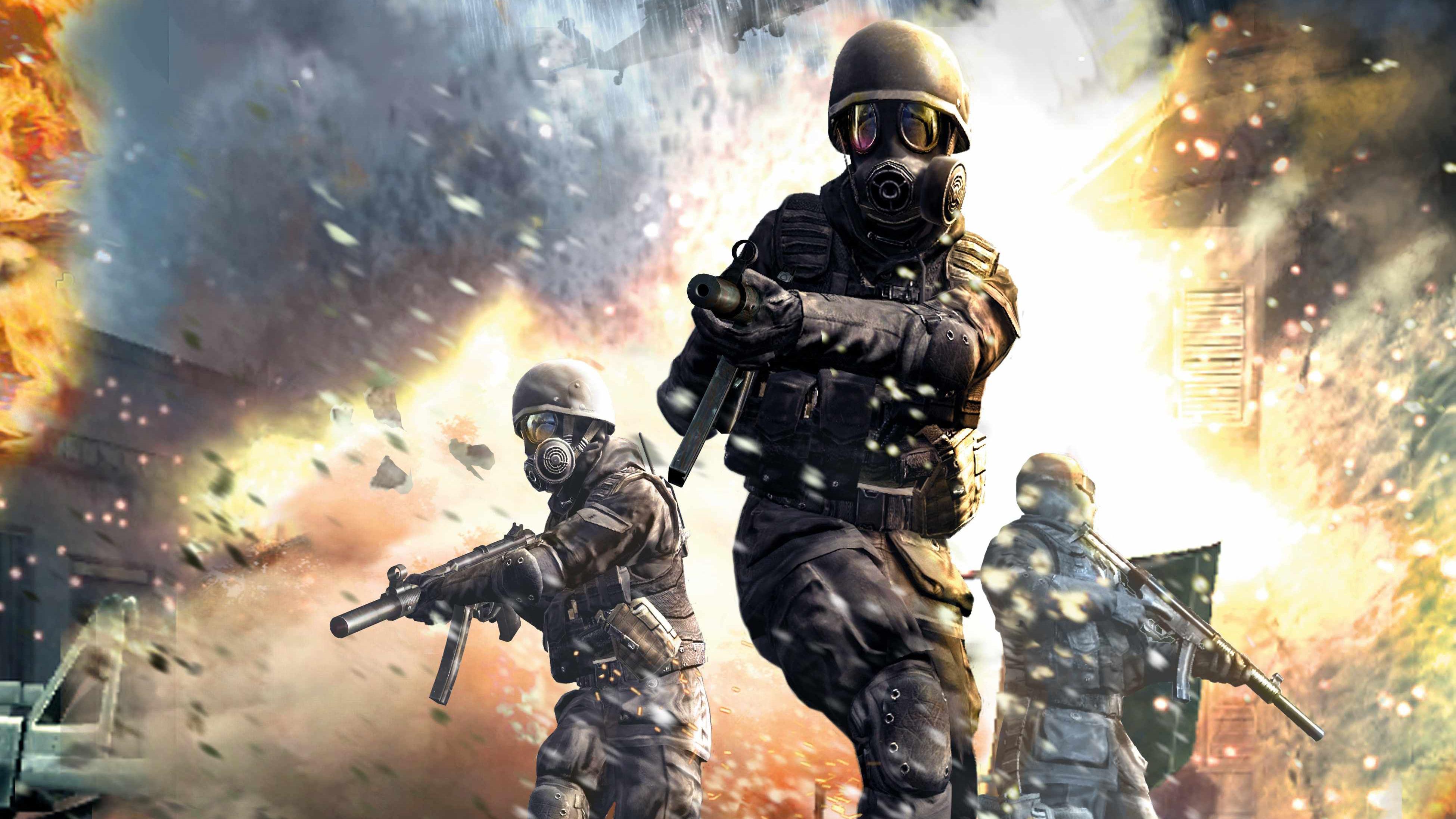 Download Call Of Duty Modern Warfare Wallpaper 2019