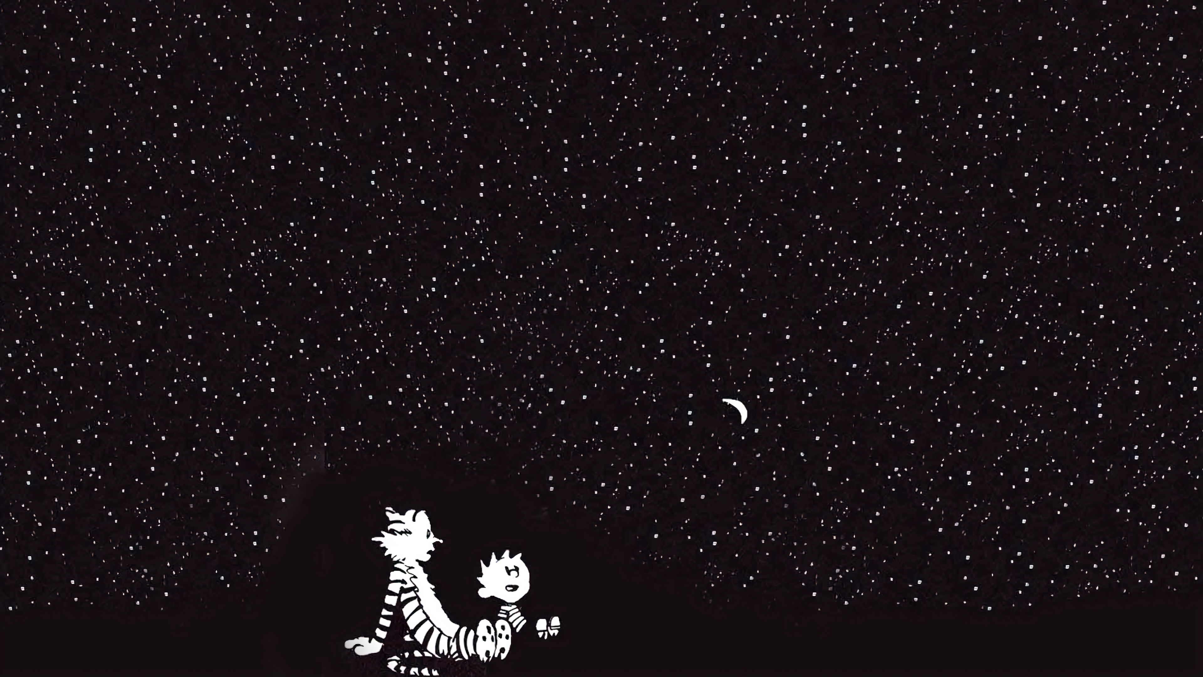 Calvin And Hobbes 4k Hd Cartoons 4k Wallpapers Images