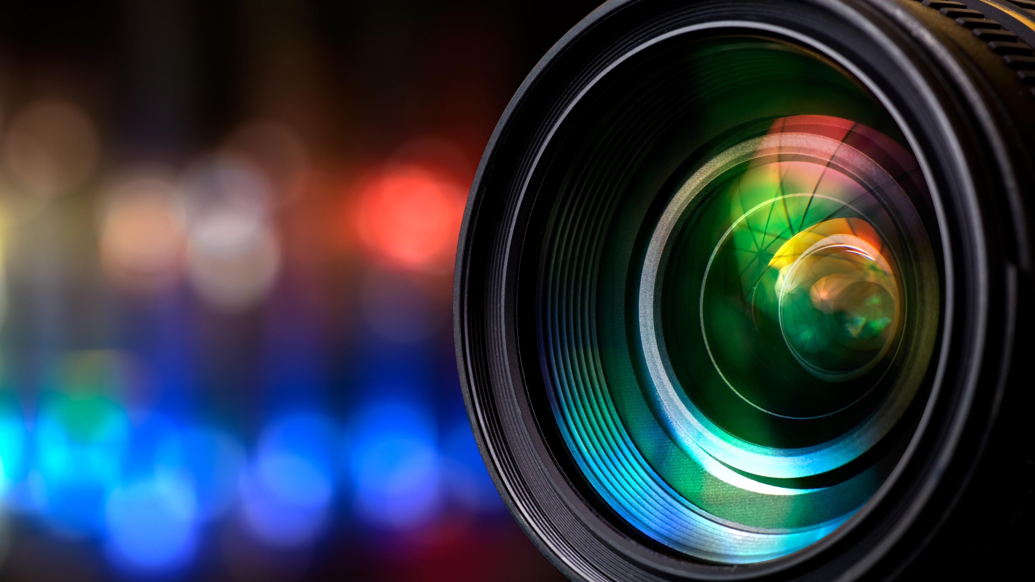 Camera Lens Closeup, HD Photography, 4k Wallpapers, Images ...