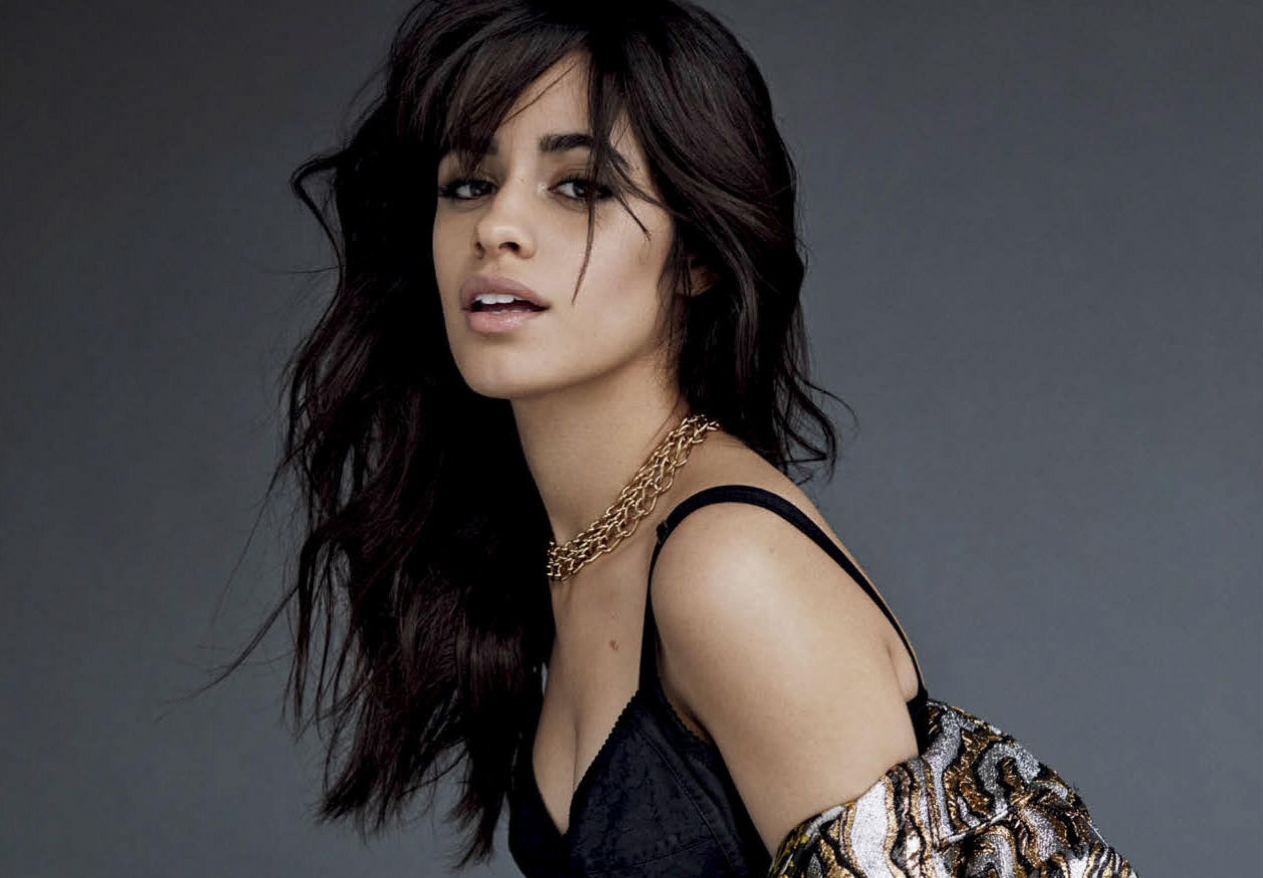 Camila Cabello: Camila Cabello 2018 Vogue, HD Celebrities, 4k Wallpapers