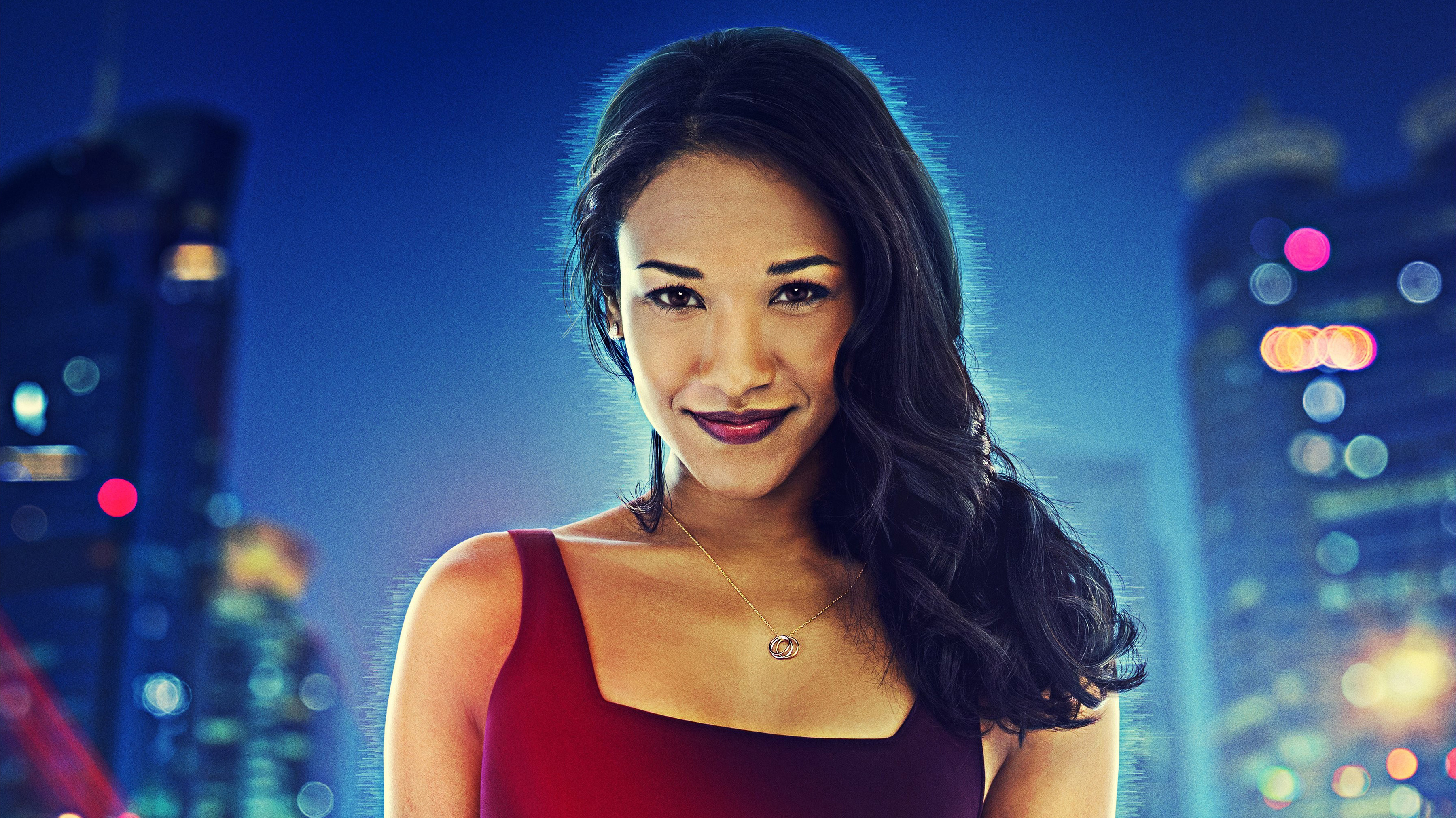 candice patton as iris west in the flash, hd tv shows, 4k wallpapers