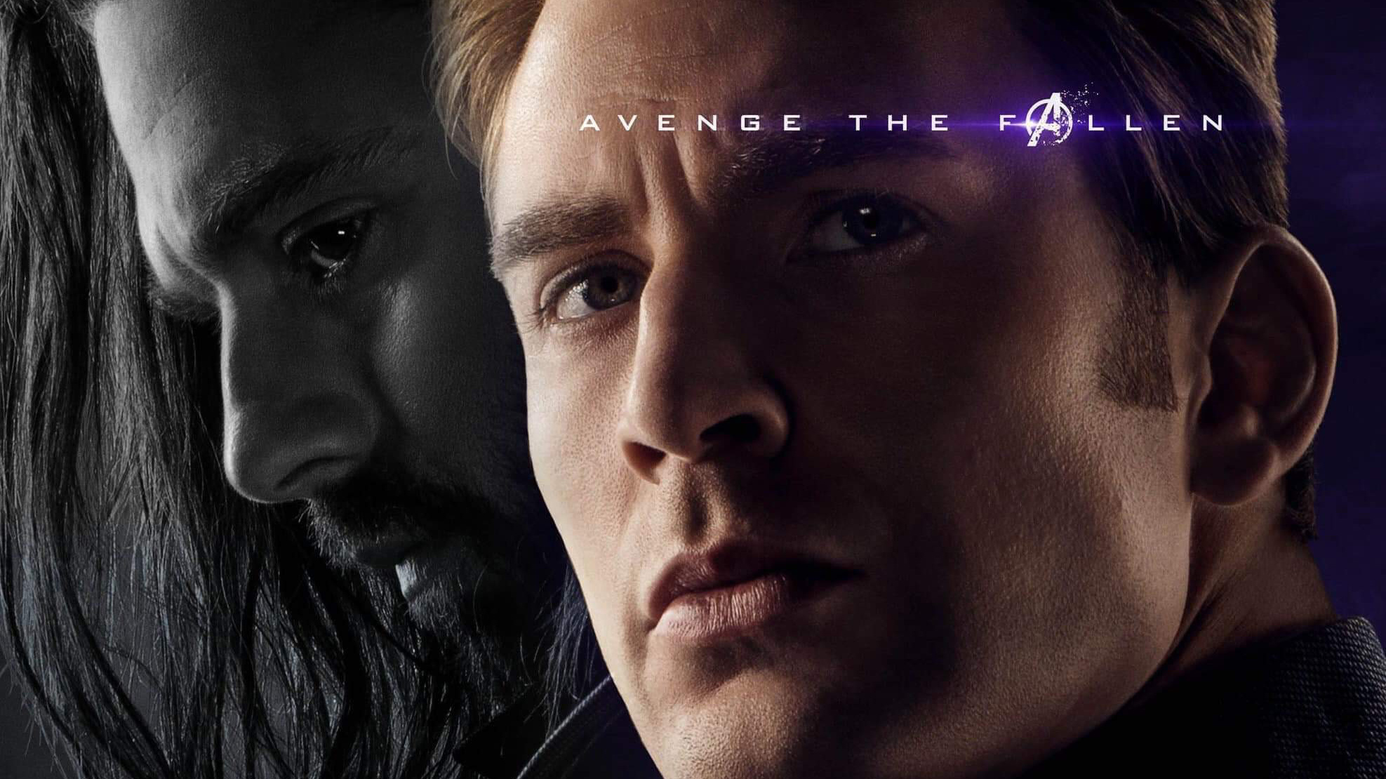 1280x2120 Captain America And Bucky Barnes In Avengers Endgame 2019