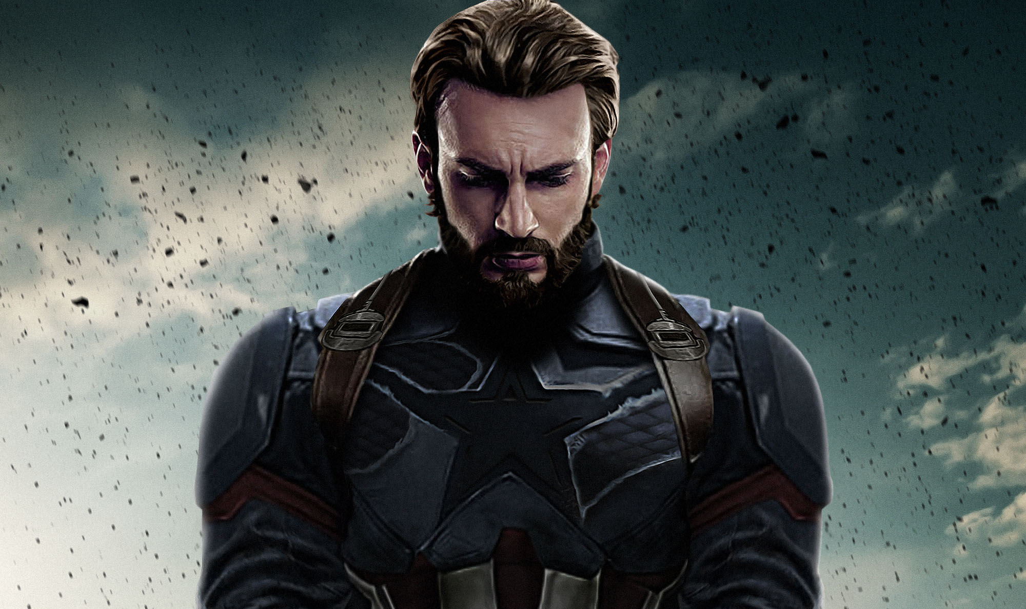 Captain America Avengers Infinity War 2018 Hd Movies 4k Wallpapers