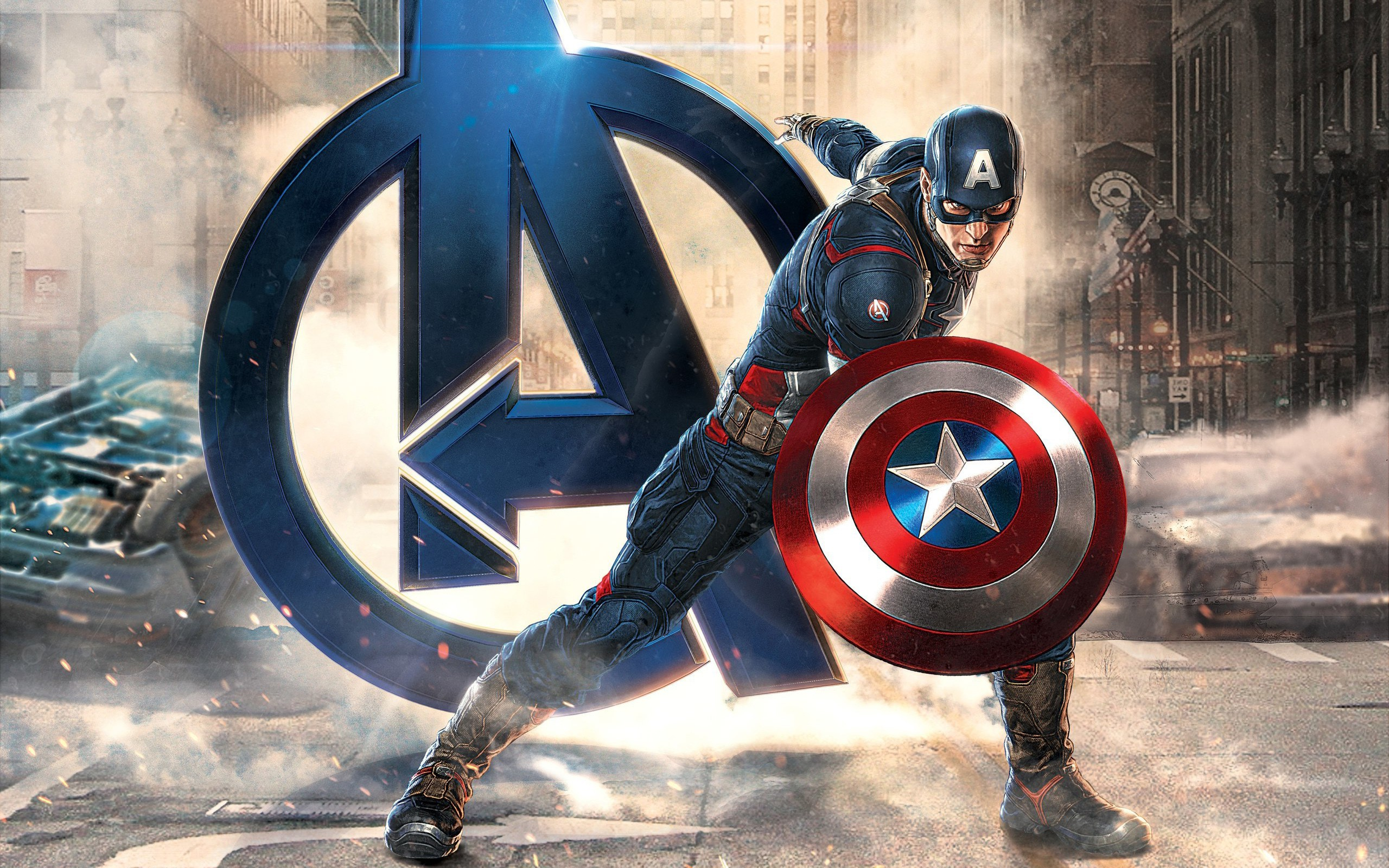 Good Wallpaper High Resolution Captain America - captain-america-avengers  Image_77226.jpg