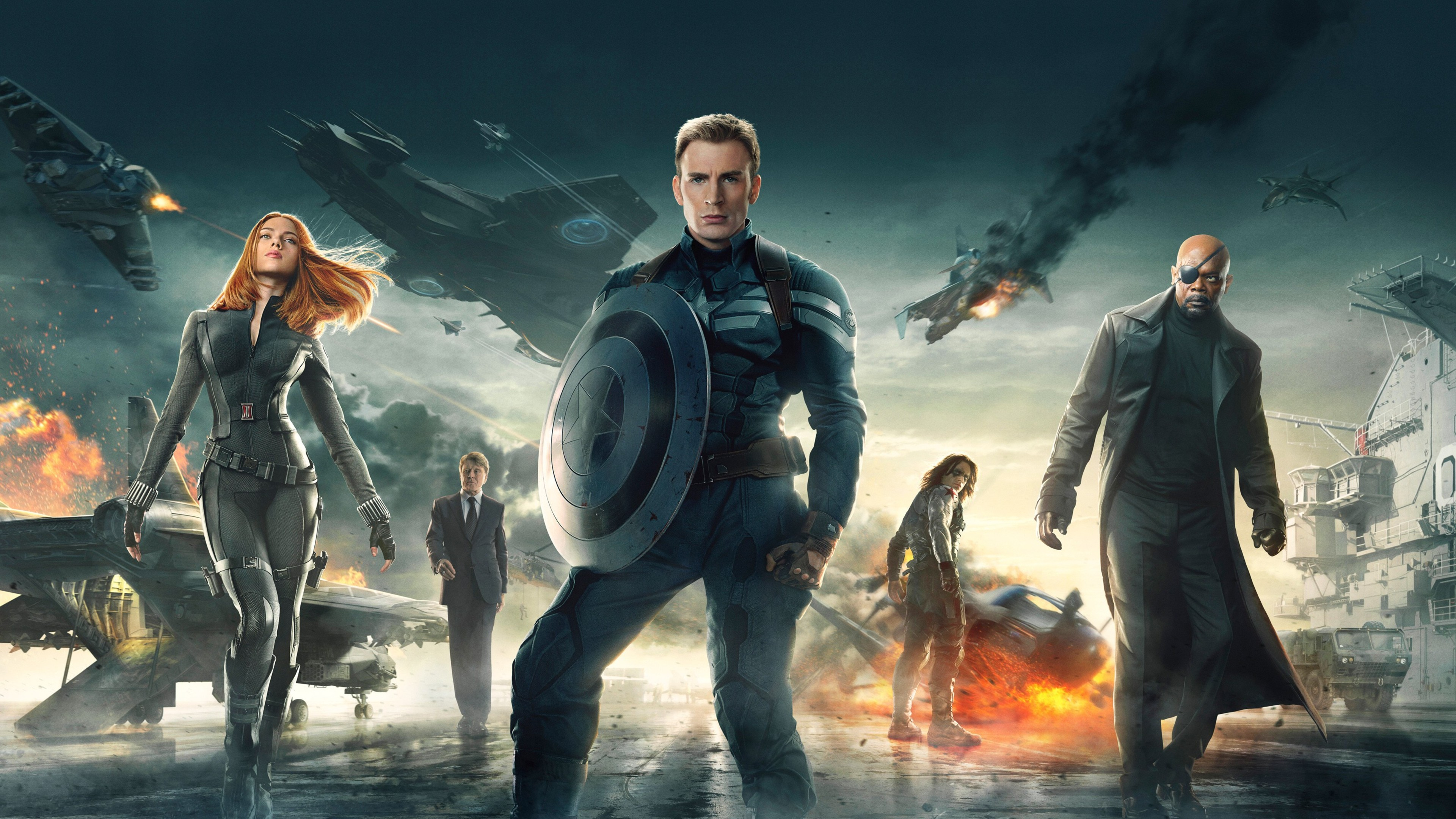 captain america the winter soldier, hd movies, 4k wallpapers, images