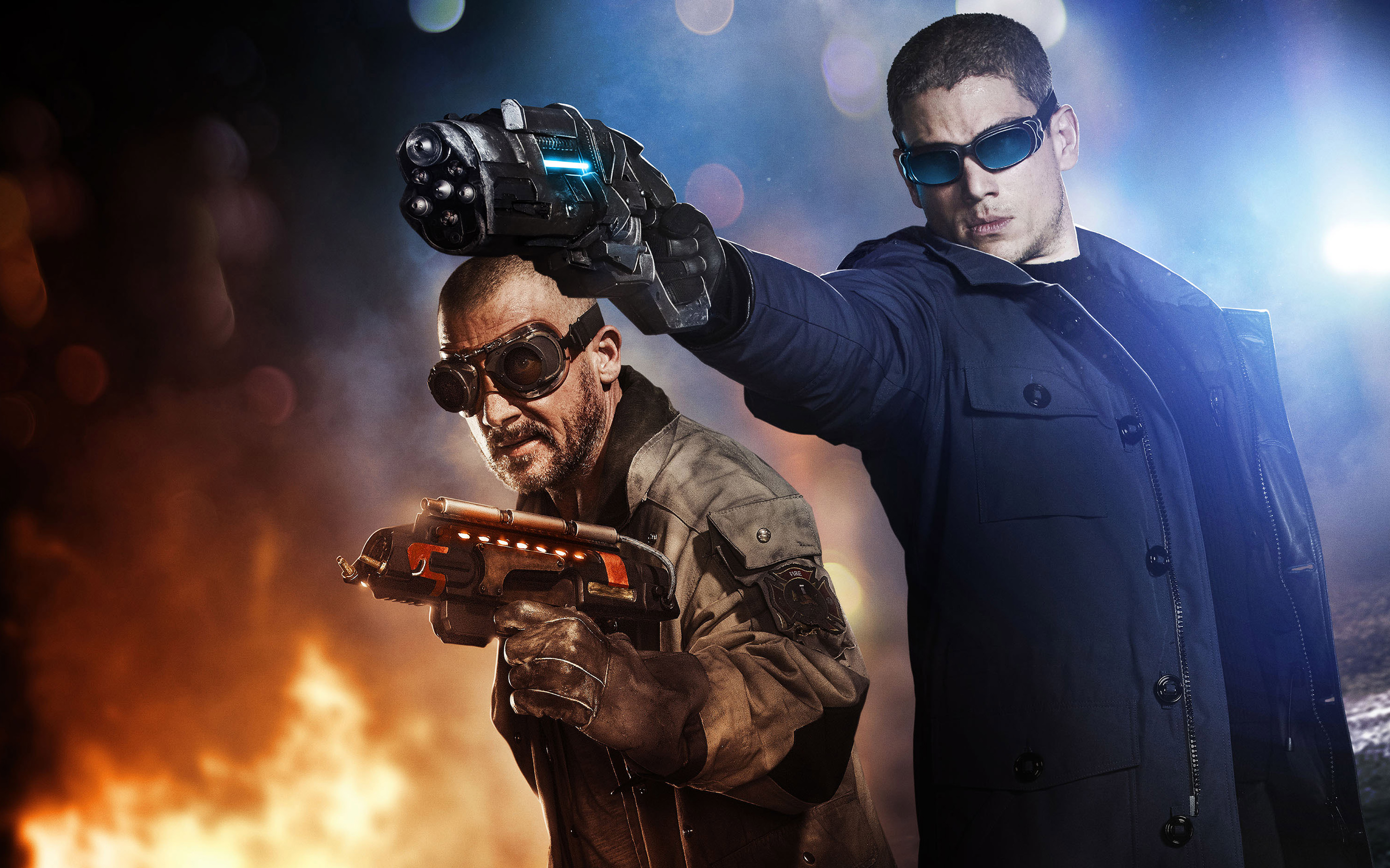 Captain Cold Legends Of Tomorrow 2016, HD Tv Shows, 4k