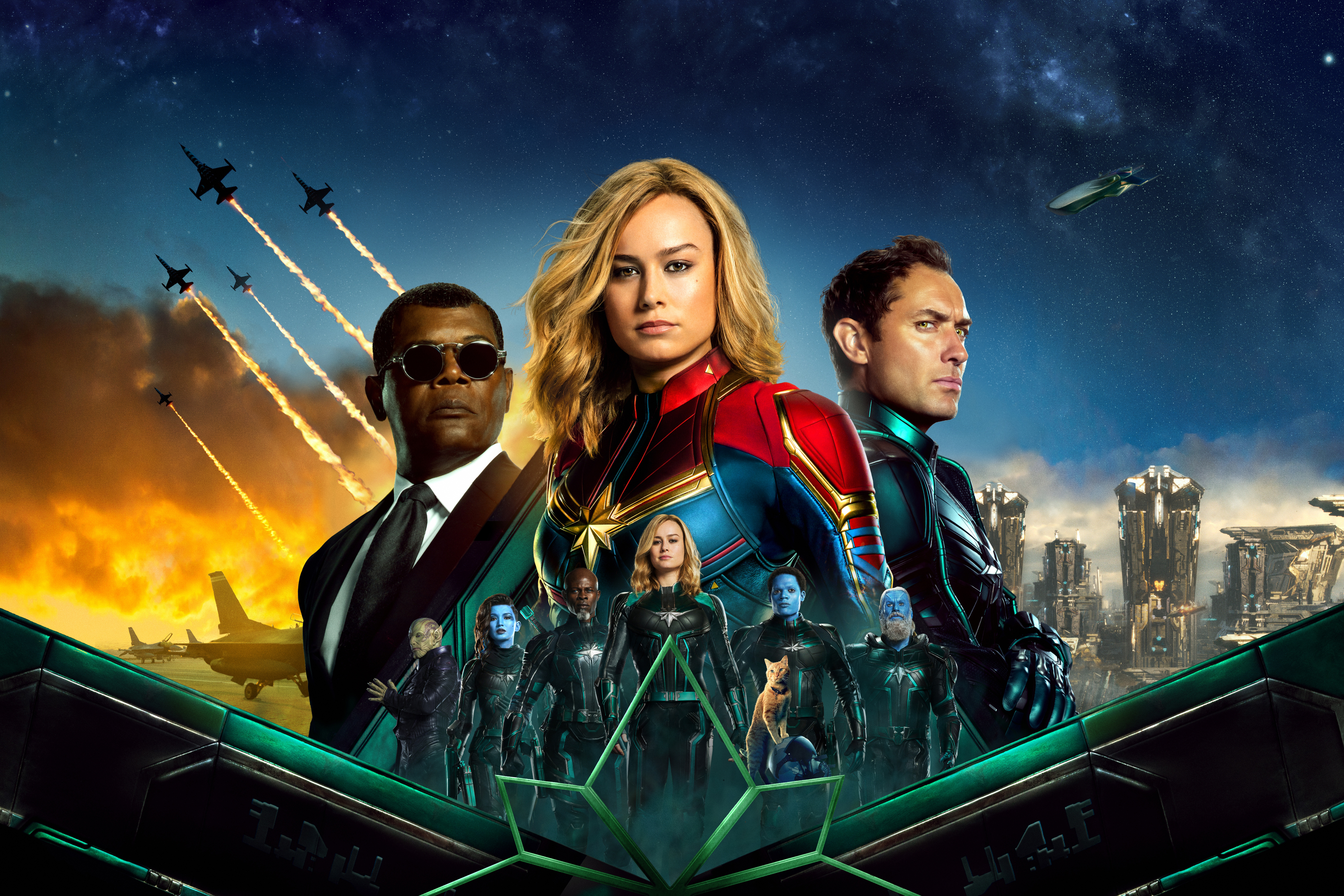 Captain Marvel Stream Hd Filme
