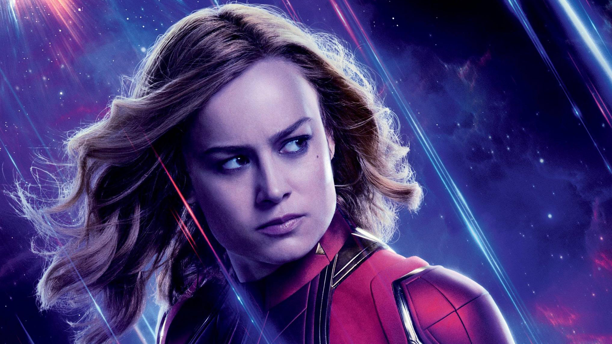 Captain Marvel In Avengers Endgame Hd Movies 4k Wallpapers Images