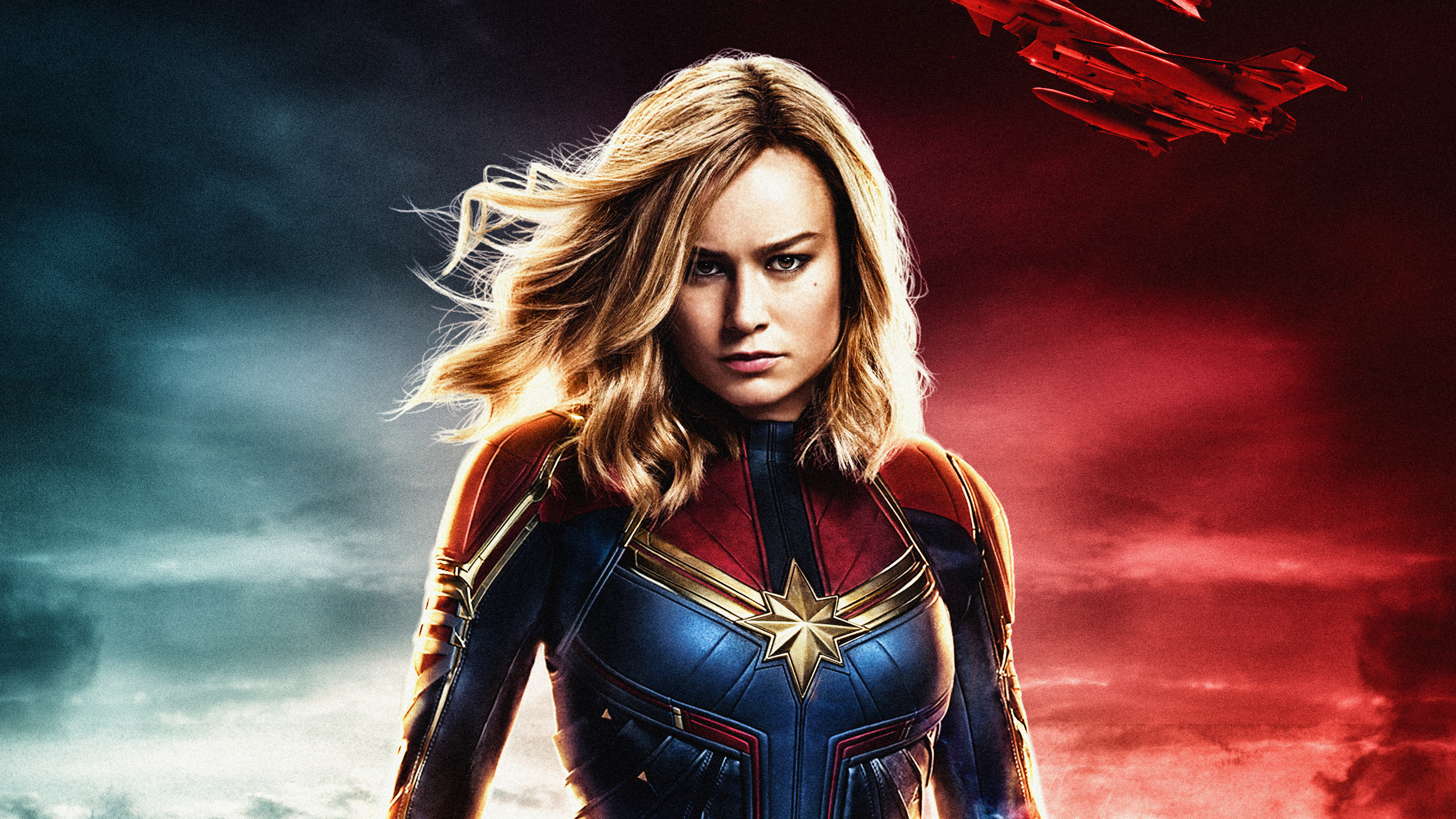 Captain Marvel Movie 2018 5k Hd Movies 4k Wallpapers Images