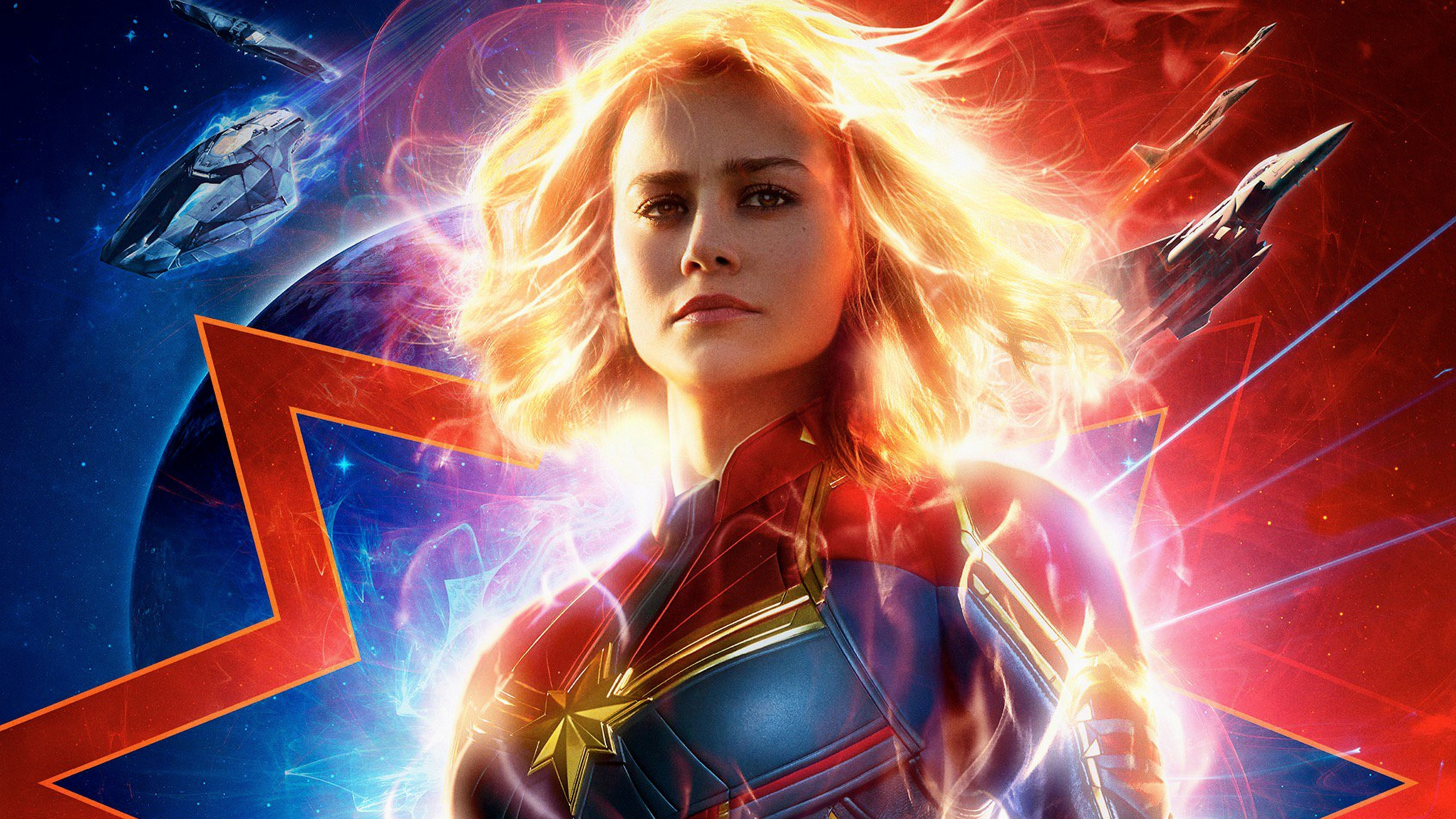 captain marvel movie 2019 4k, hd movies, 4k wallpapers, images