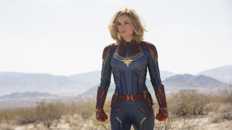 Captain Marvel Movie 2019 Carol Danvers Hd Movies 4k Wallpapers