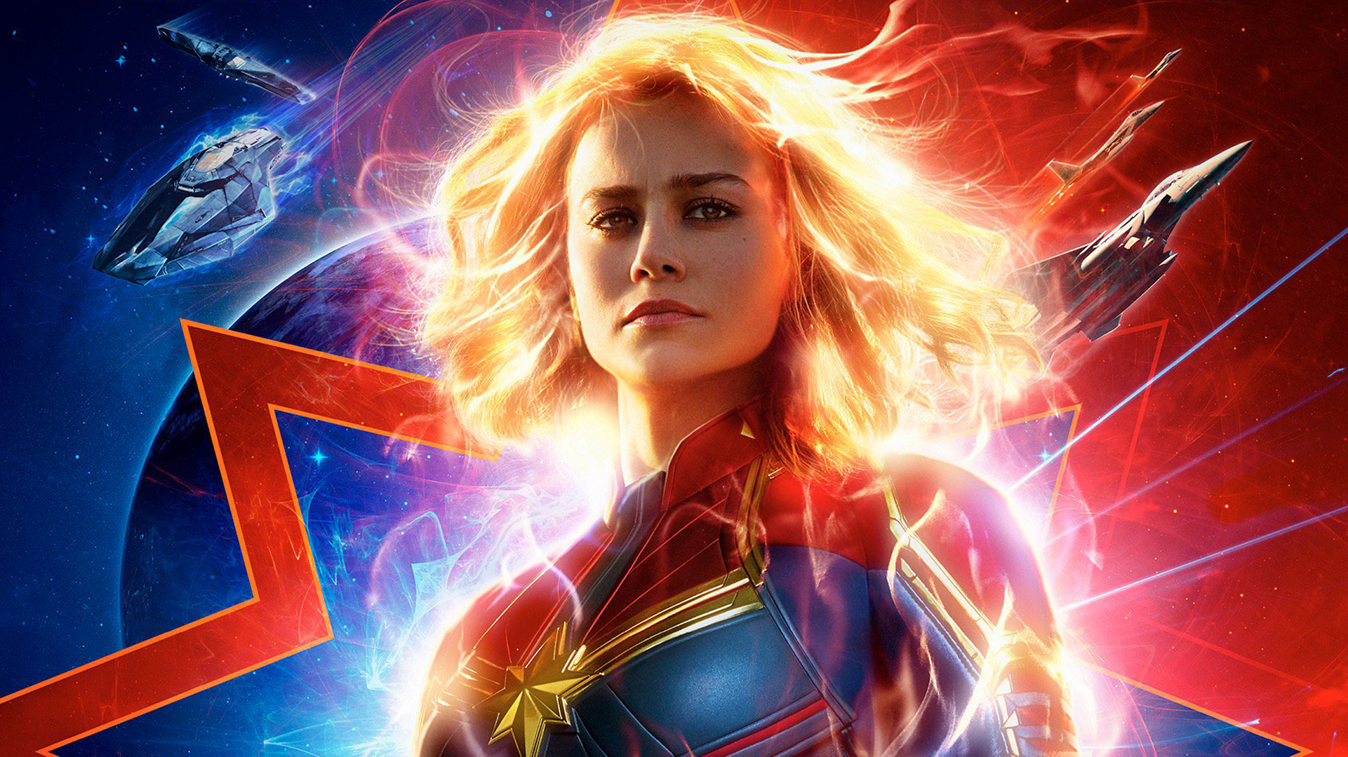 Movie Poster 2019: Captain Marvel Movie Poster 2019, HD Movies, 4k Wallpapers