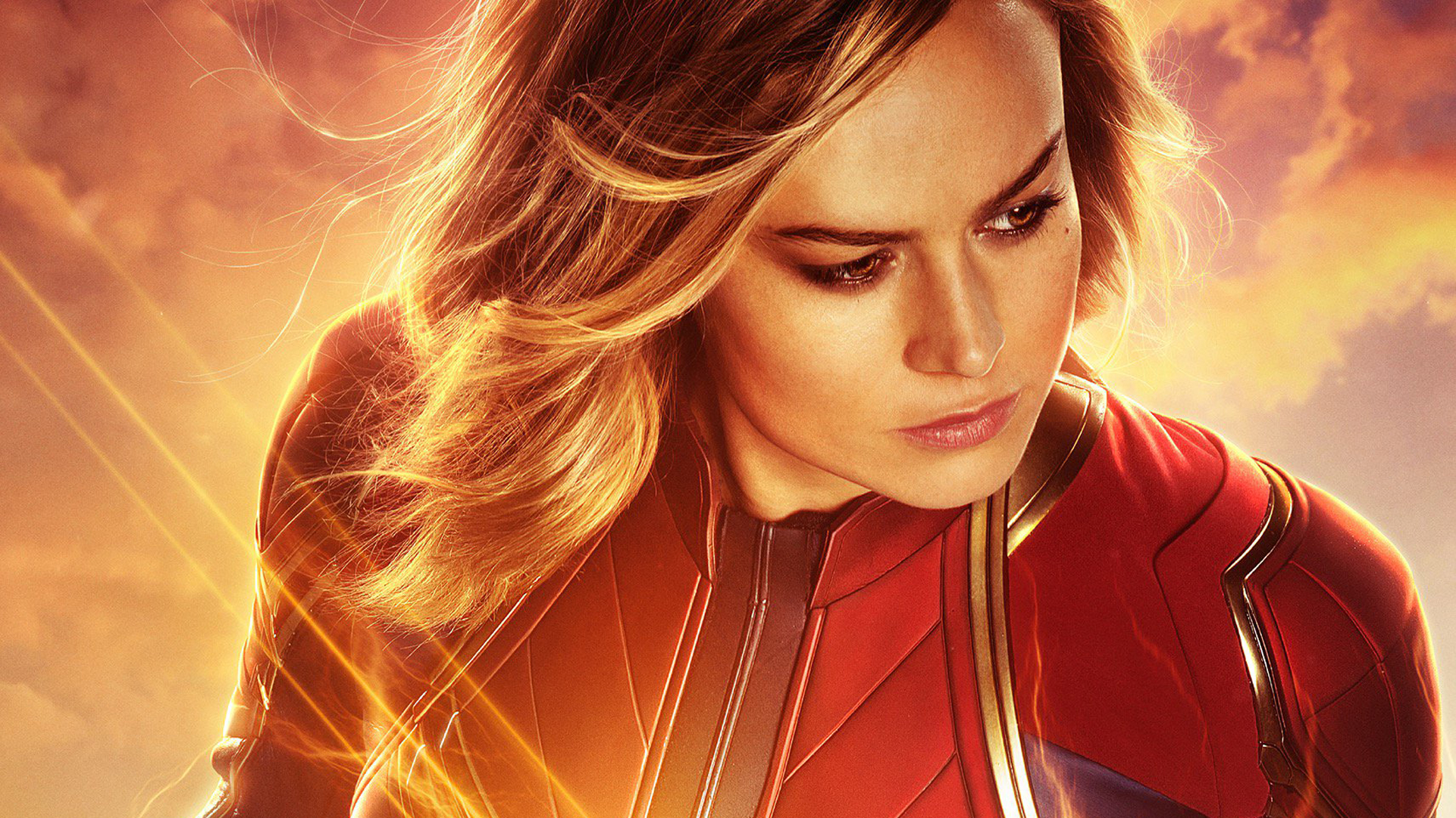 Captain Marvel Real 3d Poster Hd Movies 4k Wallpapers