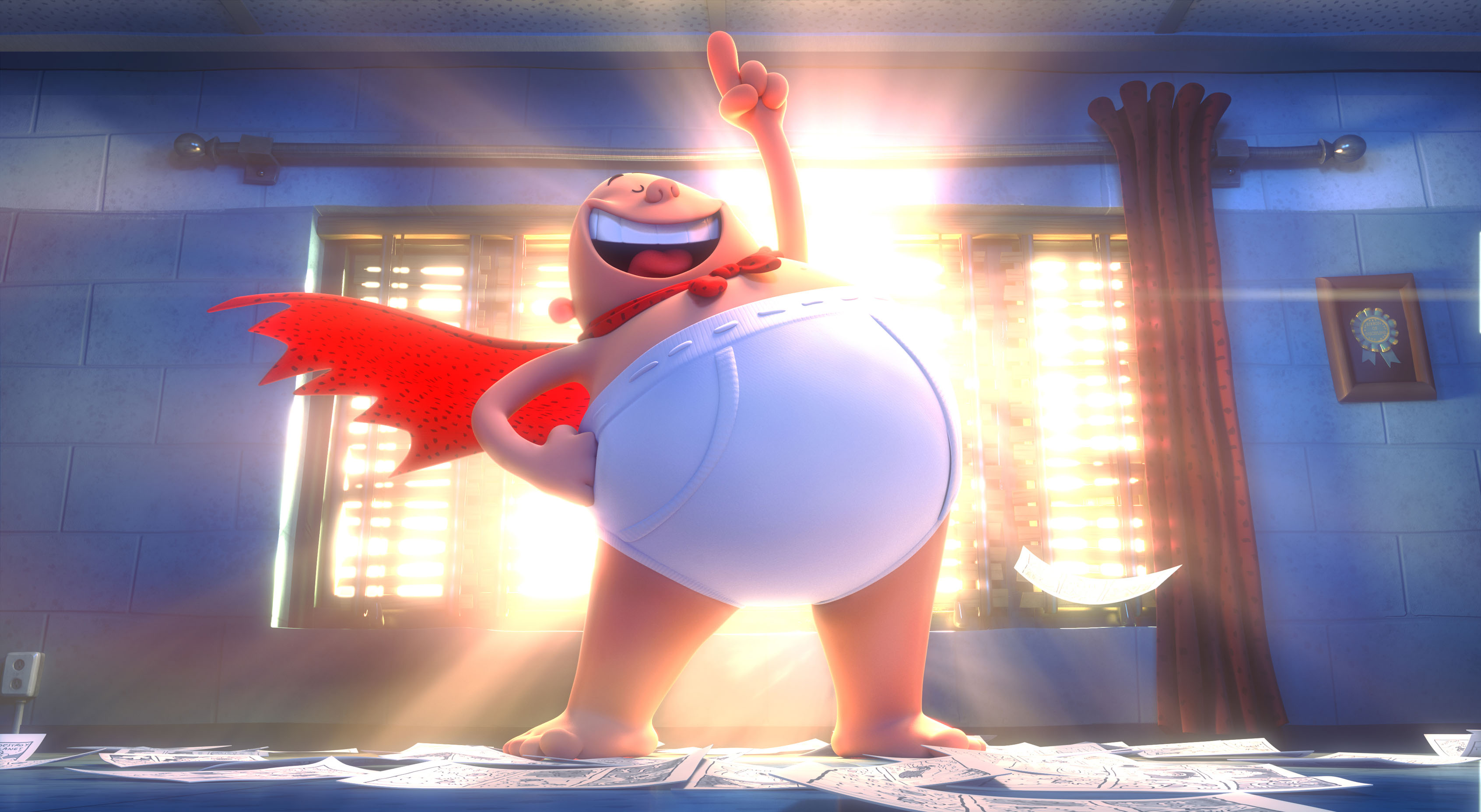 captain underpants animated movie hd movies 4k wallpapers images backgrounds photos and. Black Bedroom Furniture Sets. Home Design Ideas