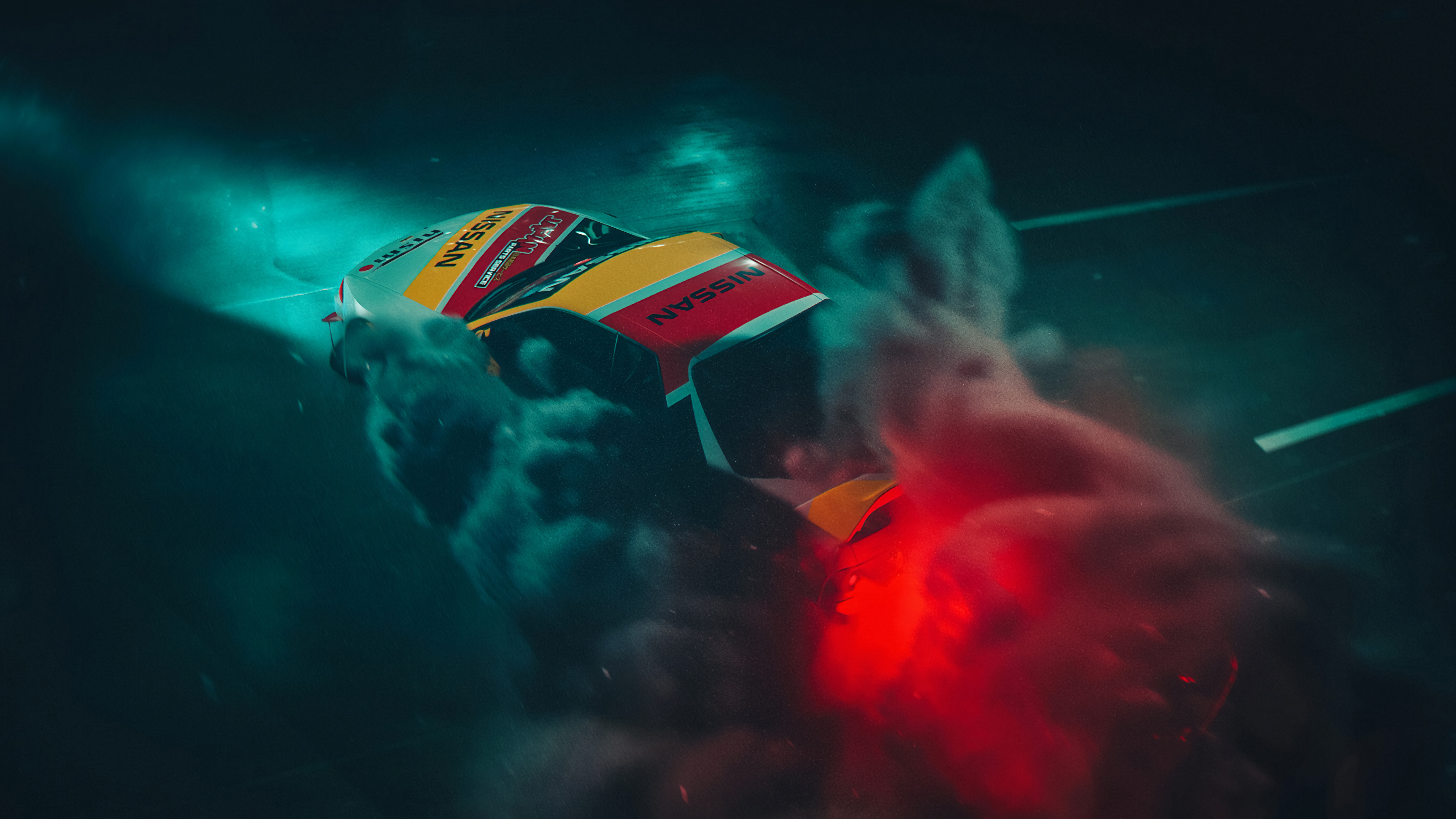 Car Drift Smoke 5k Hd Cars 4k Wallpapers Images Backgrounds