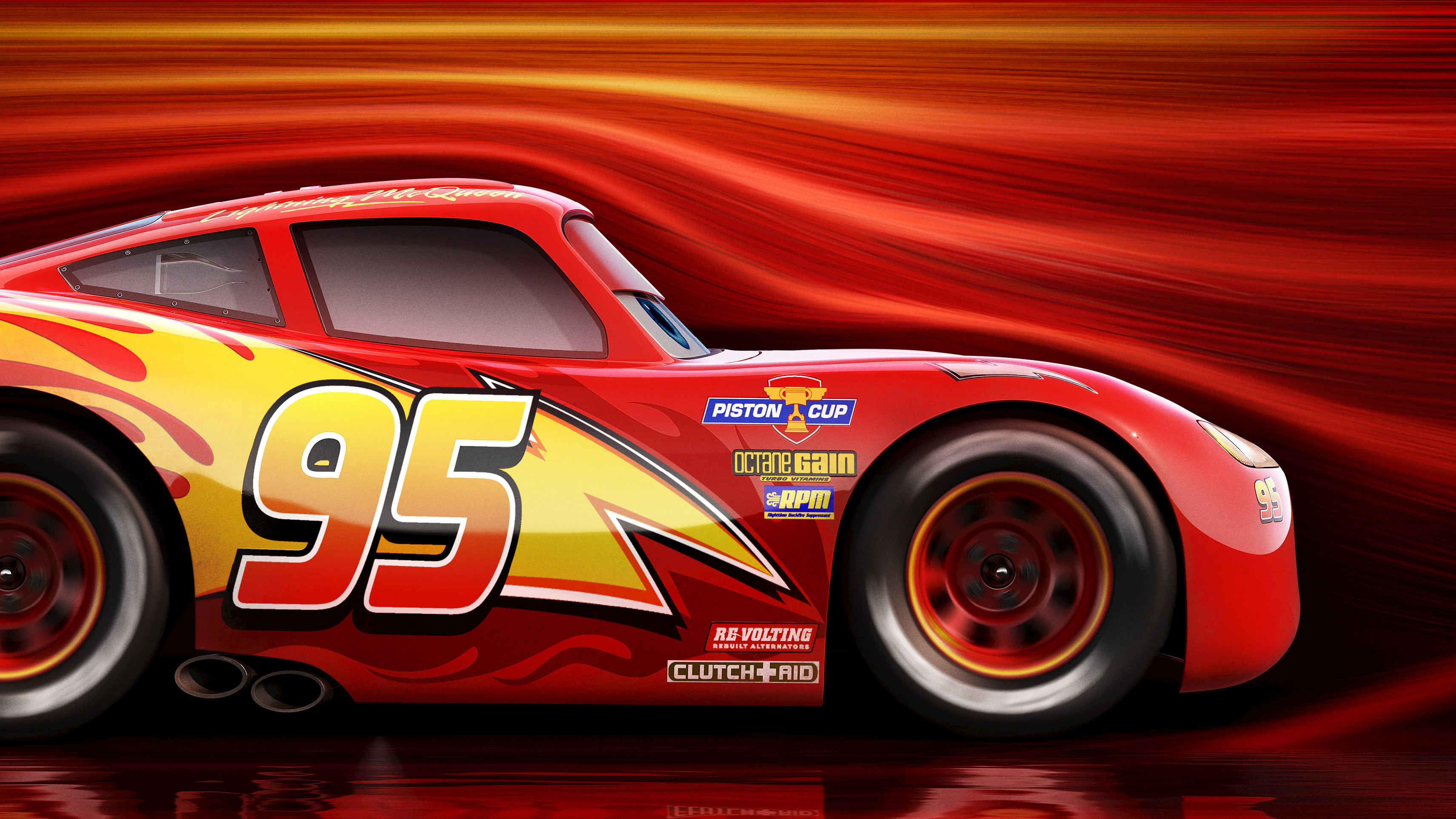 Cars 3 Lightning Mcqueen & Cars 3 Lightning Mcqueen HD Movies 4k Wallpapers Images ...