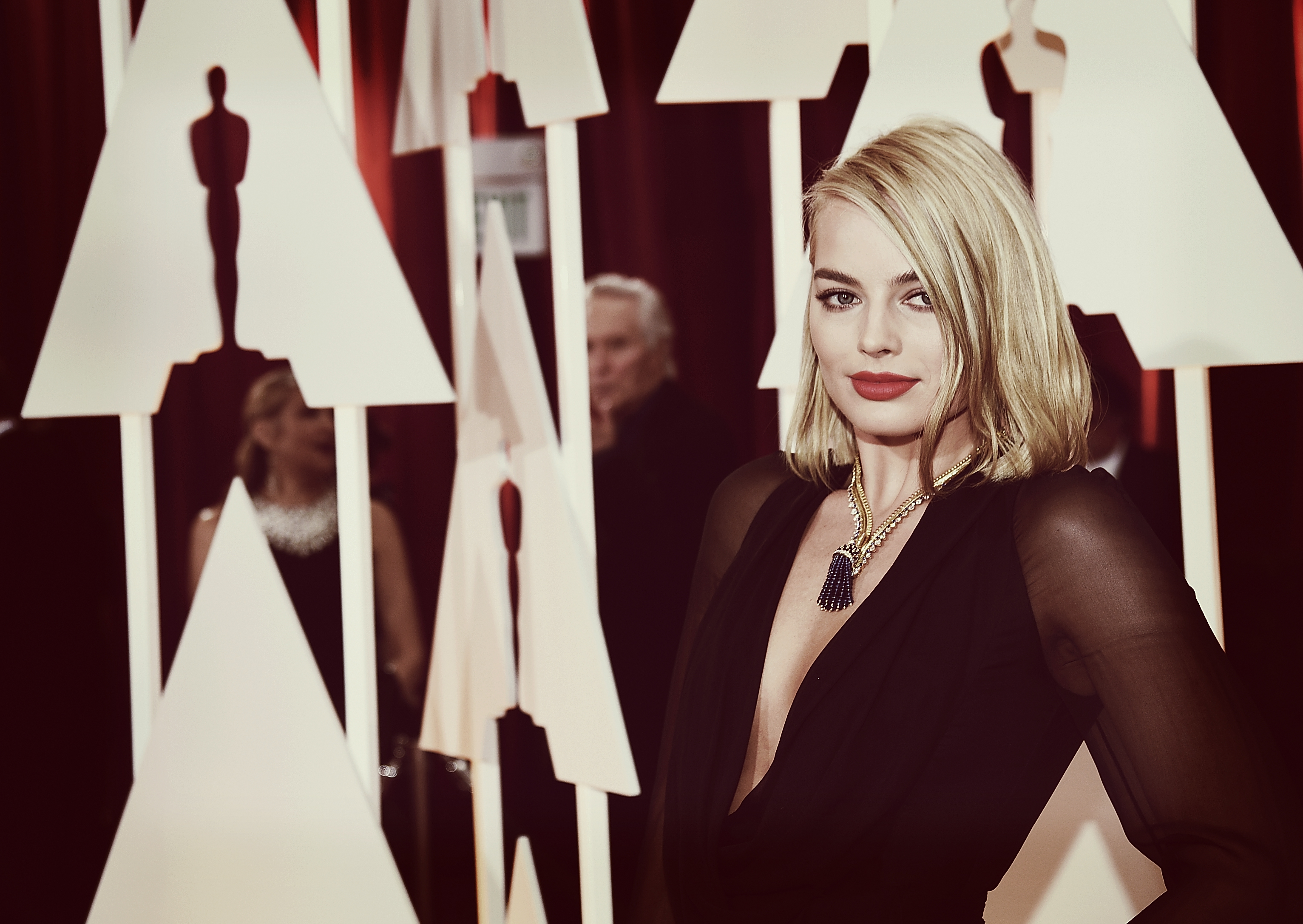 Celebrity Margot Robbie