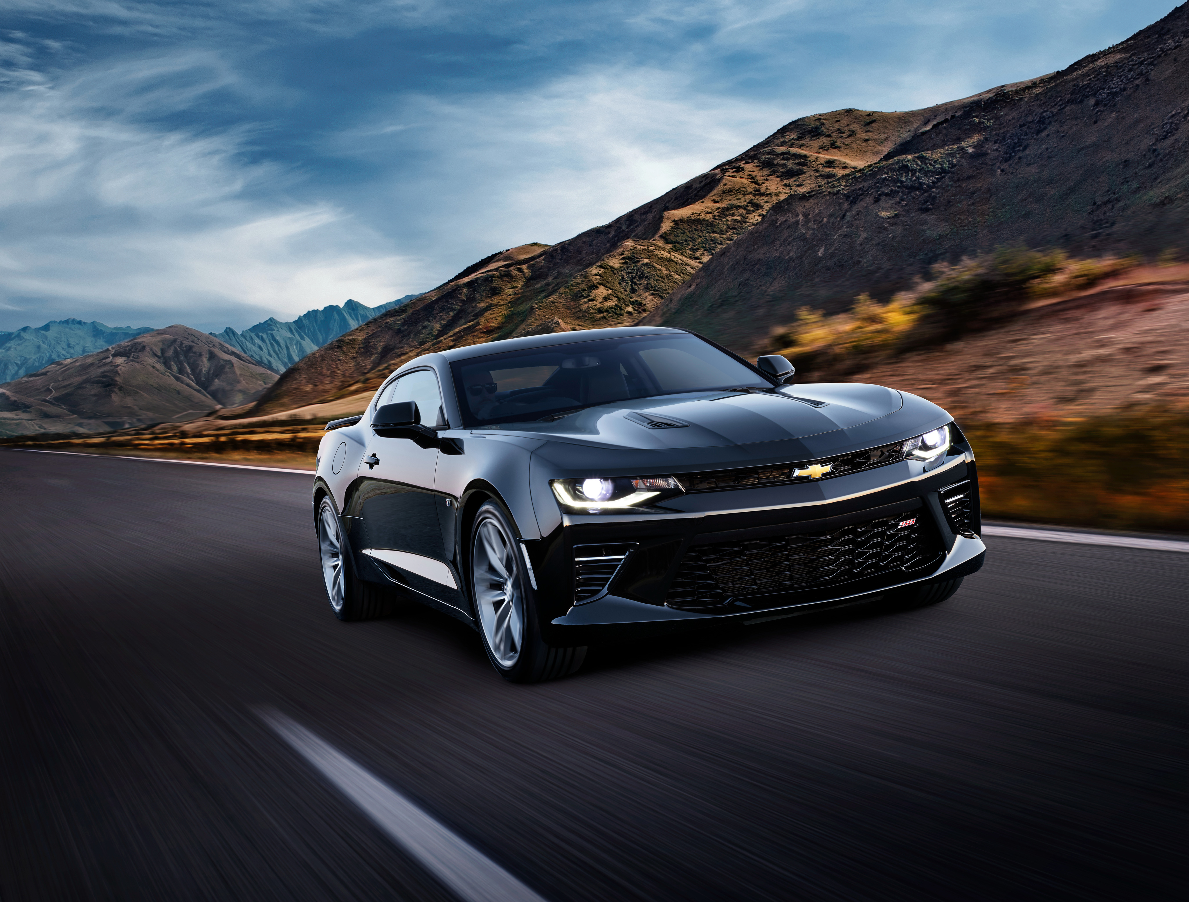 Chevrolet Camaro Ss 2018 4k Hd Cars 4k Wallpapers Images